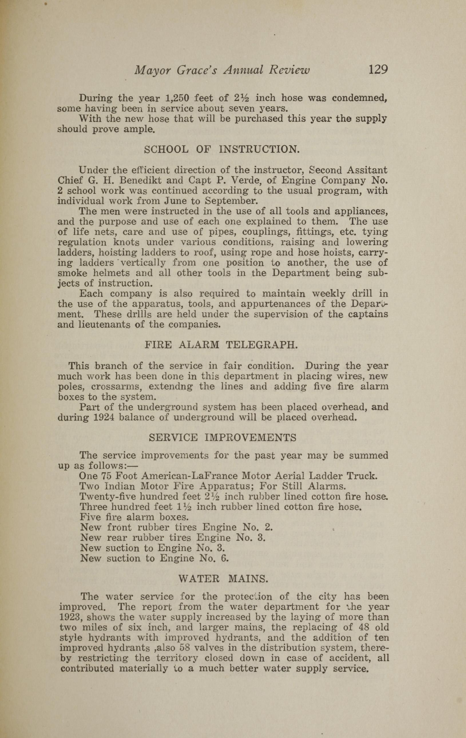 Charleston Yearbook, 1923, page 129