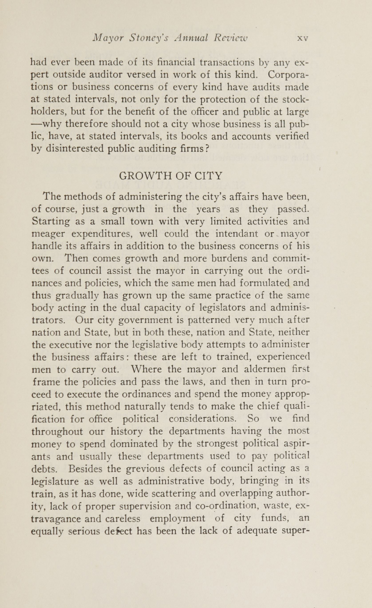 Charleston Yearbook, 1924, page xv