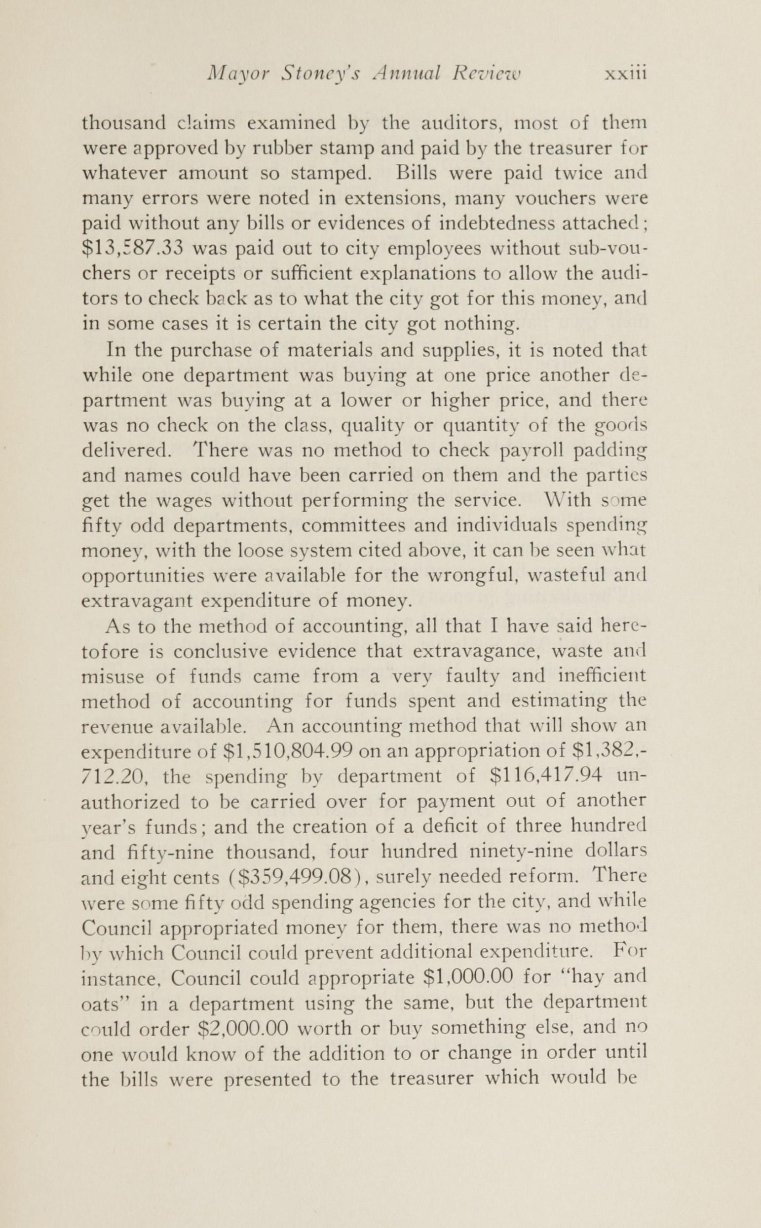 Charleston Yearbook, 1924, page xxiii