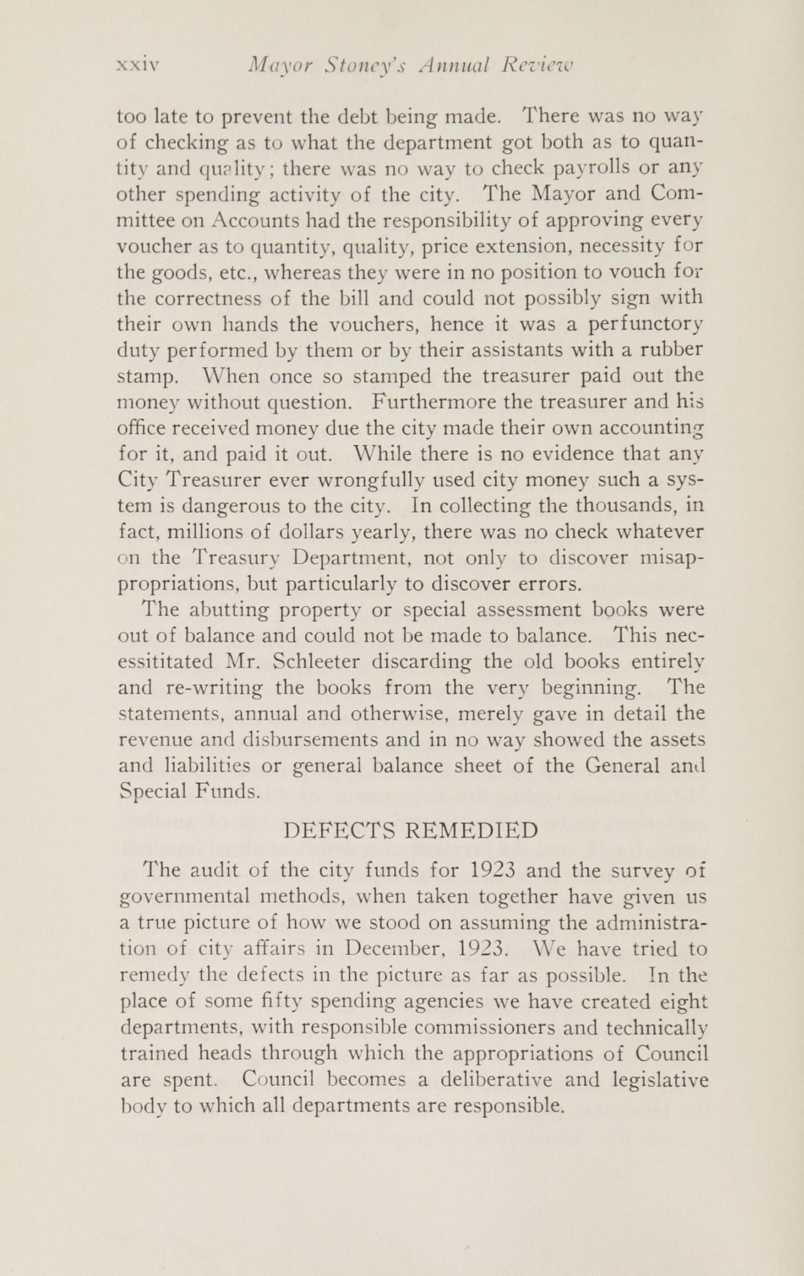 Charleston Yearbook, 1924, page xxiv