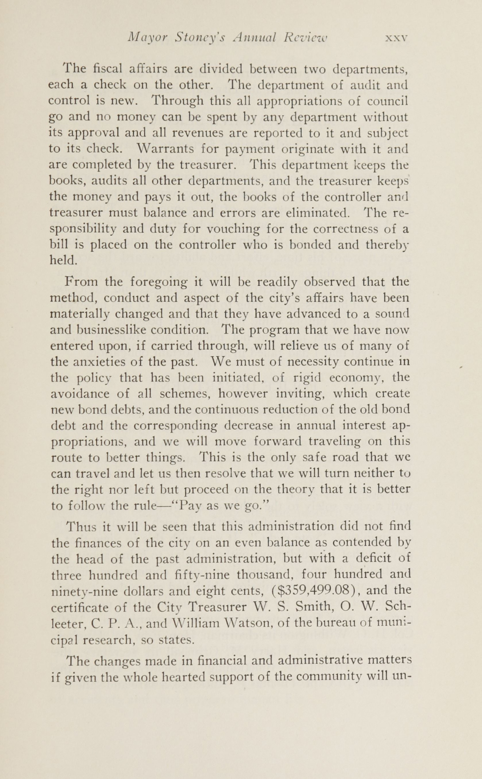 Charleston Yearbook, 1924, page xxv