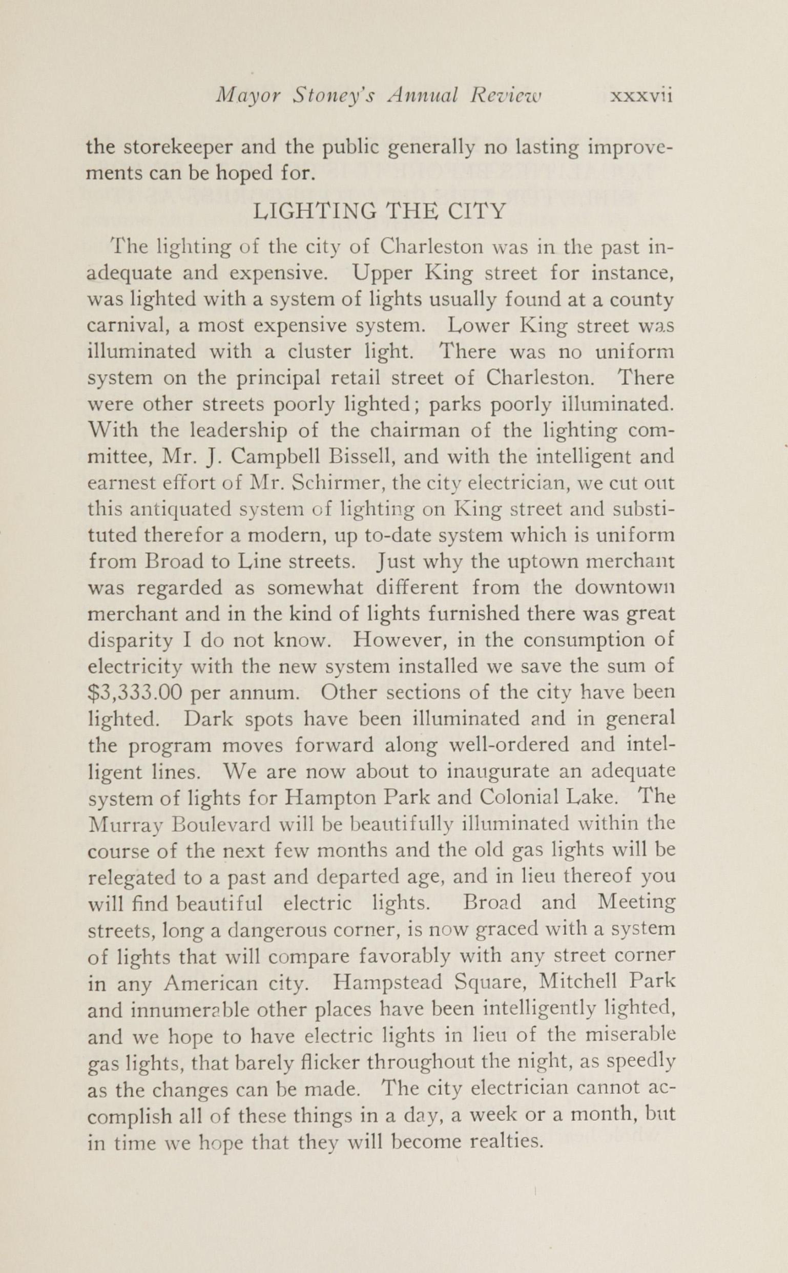 Charleston Yearbook, 1924, page xxxvii