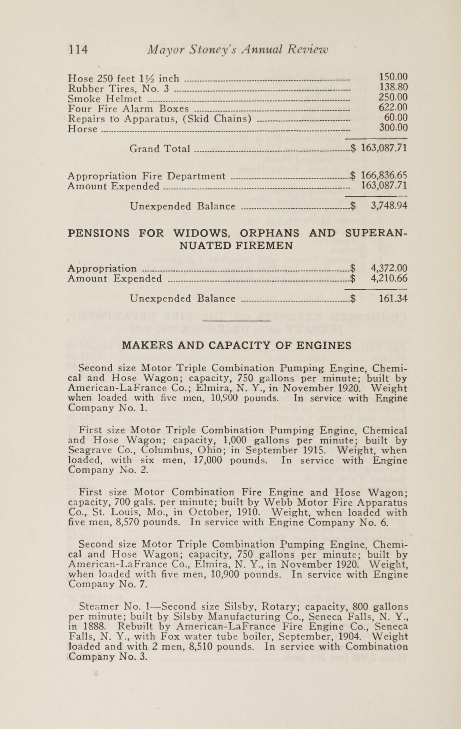 Charleston Yearbook, 1924, page 114