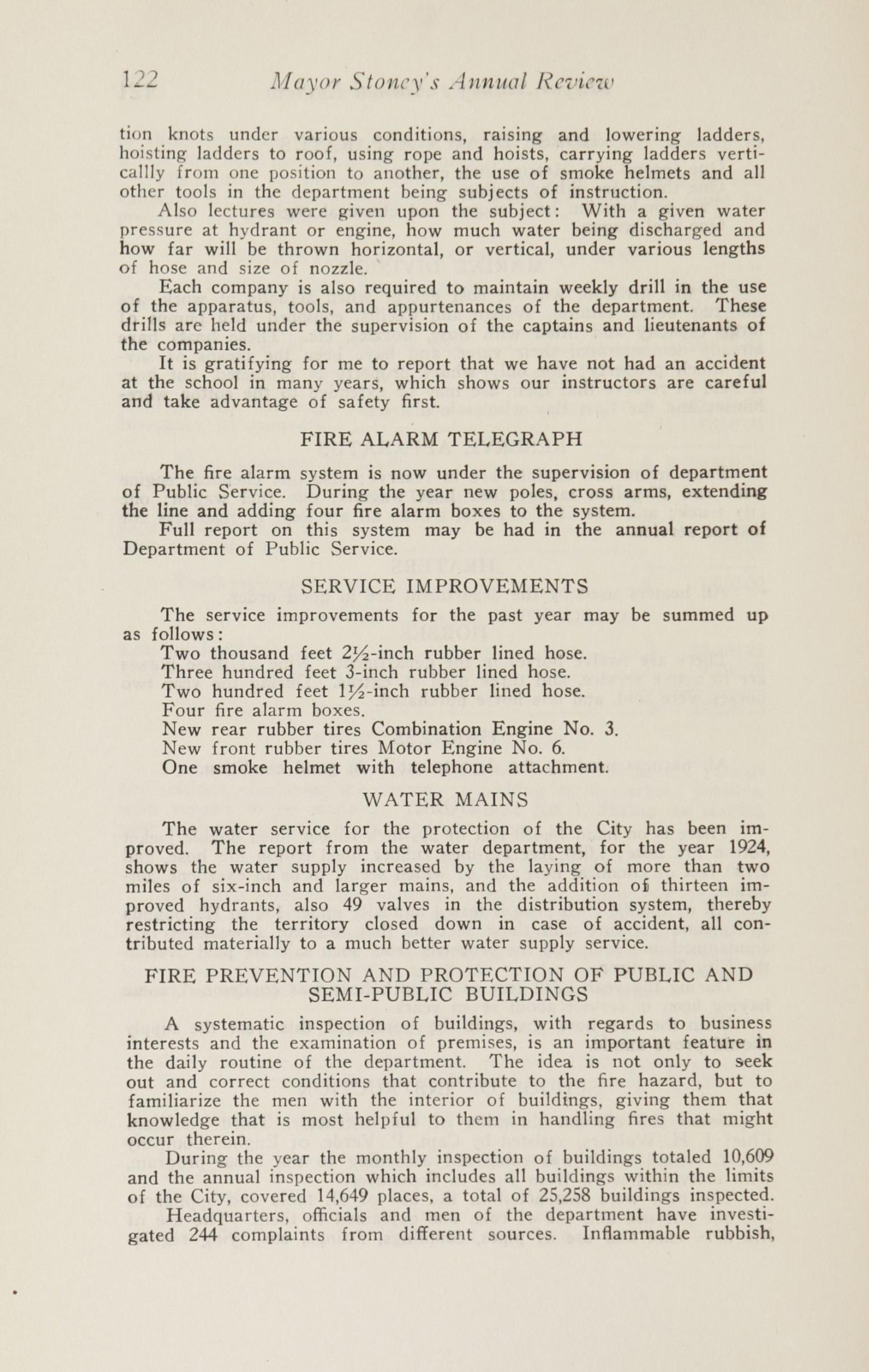 Charleston Yearbook, 1924, page 122
