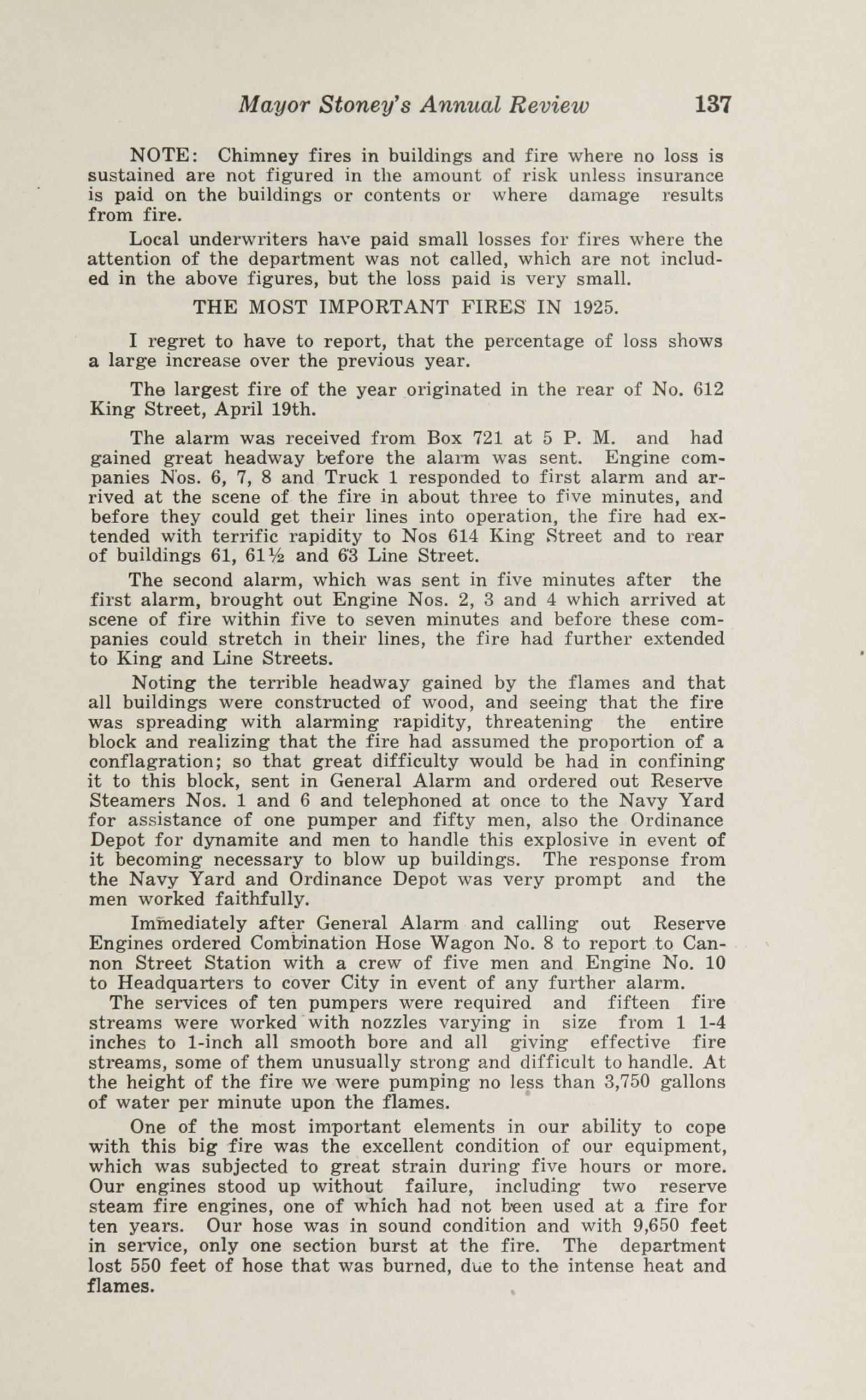 Charleston Yearbook, 1925, page 137