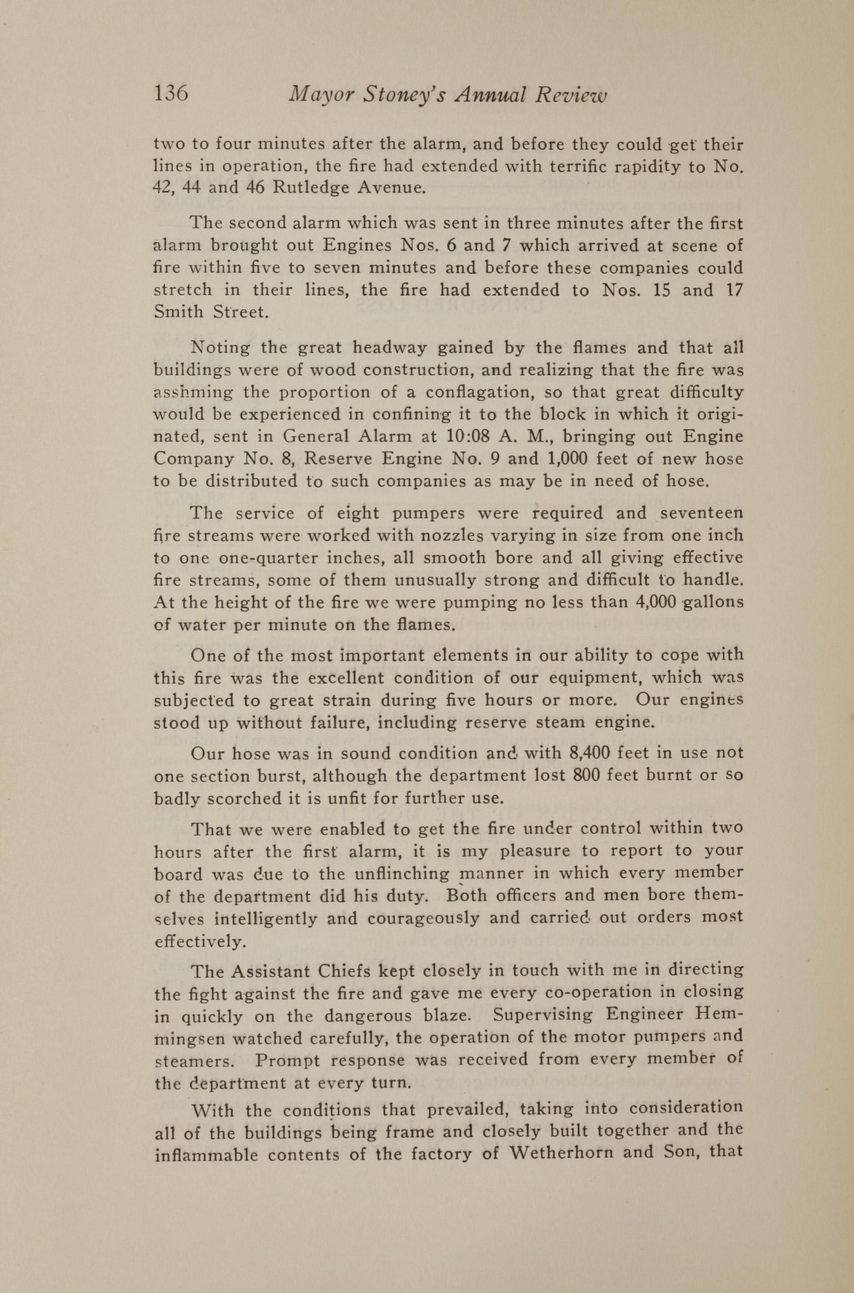 Charleston Yearbook, 1926, page 136