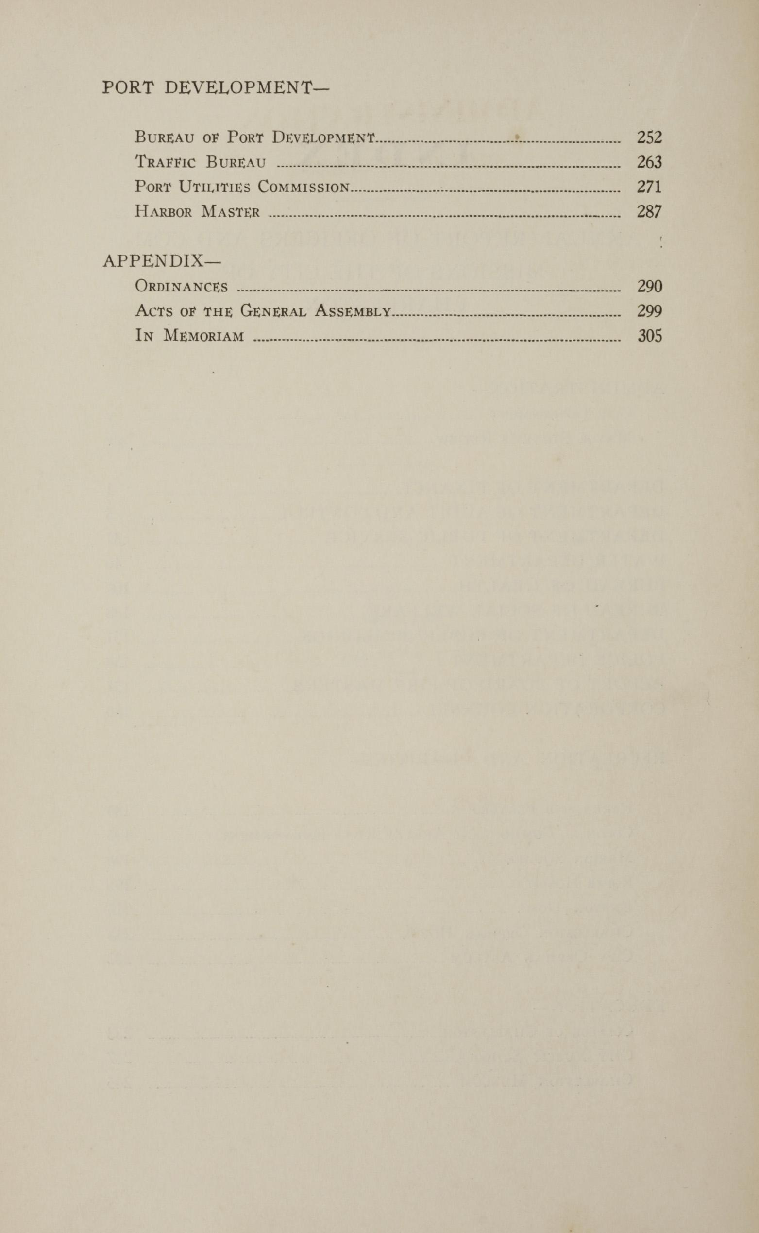Charleston Yearbook, 1928, page iv