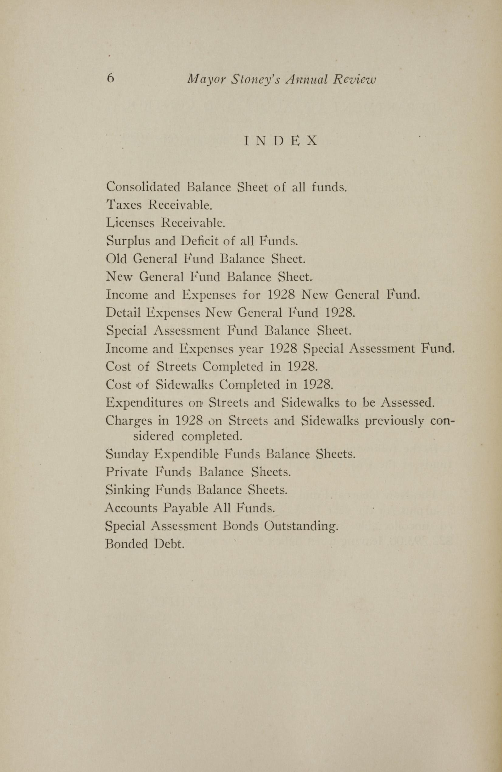Charleston Yearbook, 1928, page 6