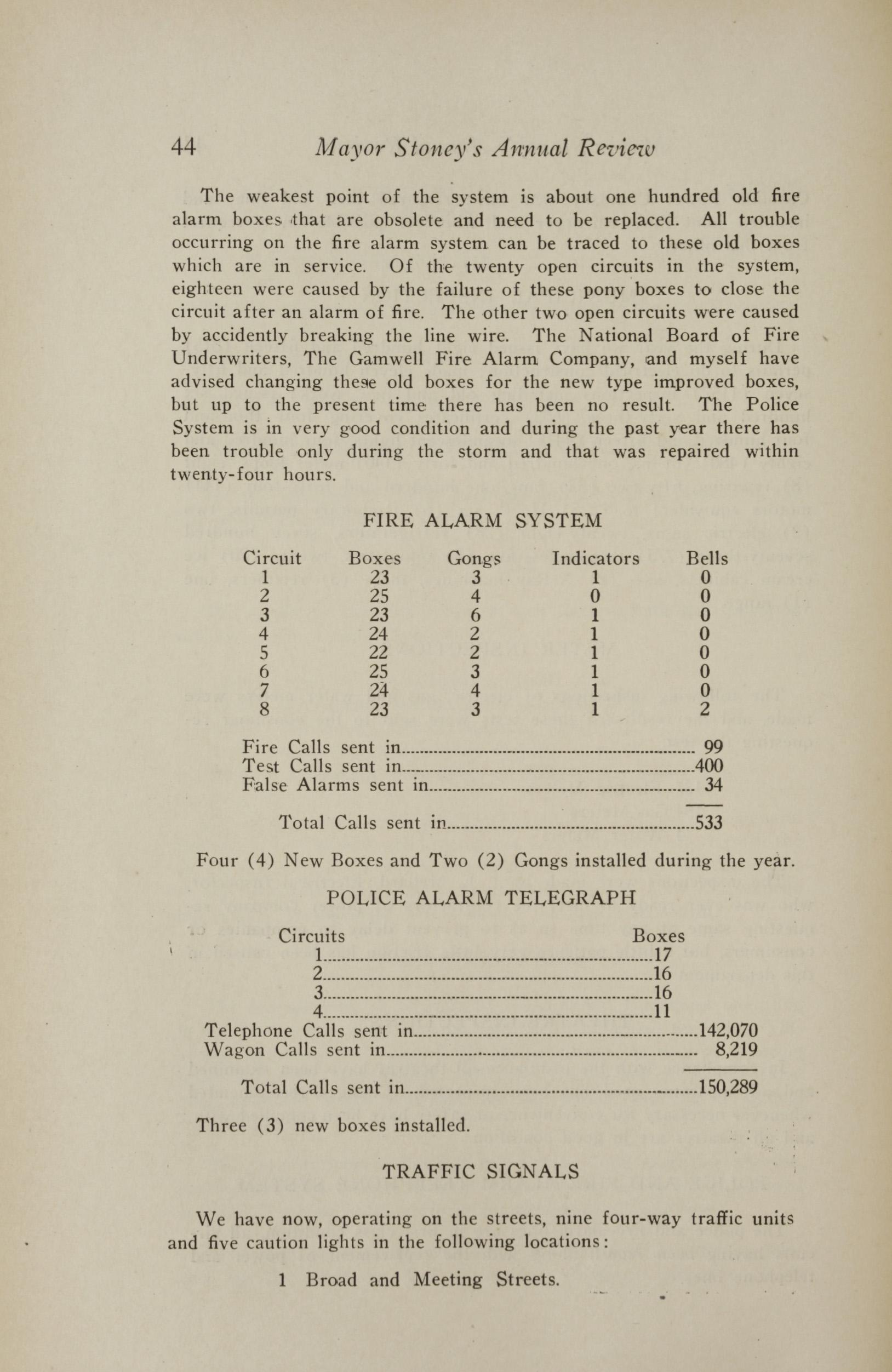 Charleston Yearbook, 1928, page 44