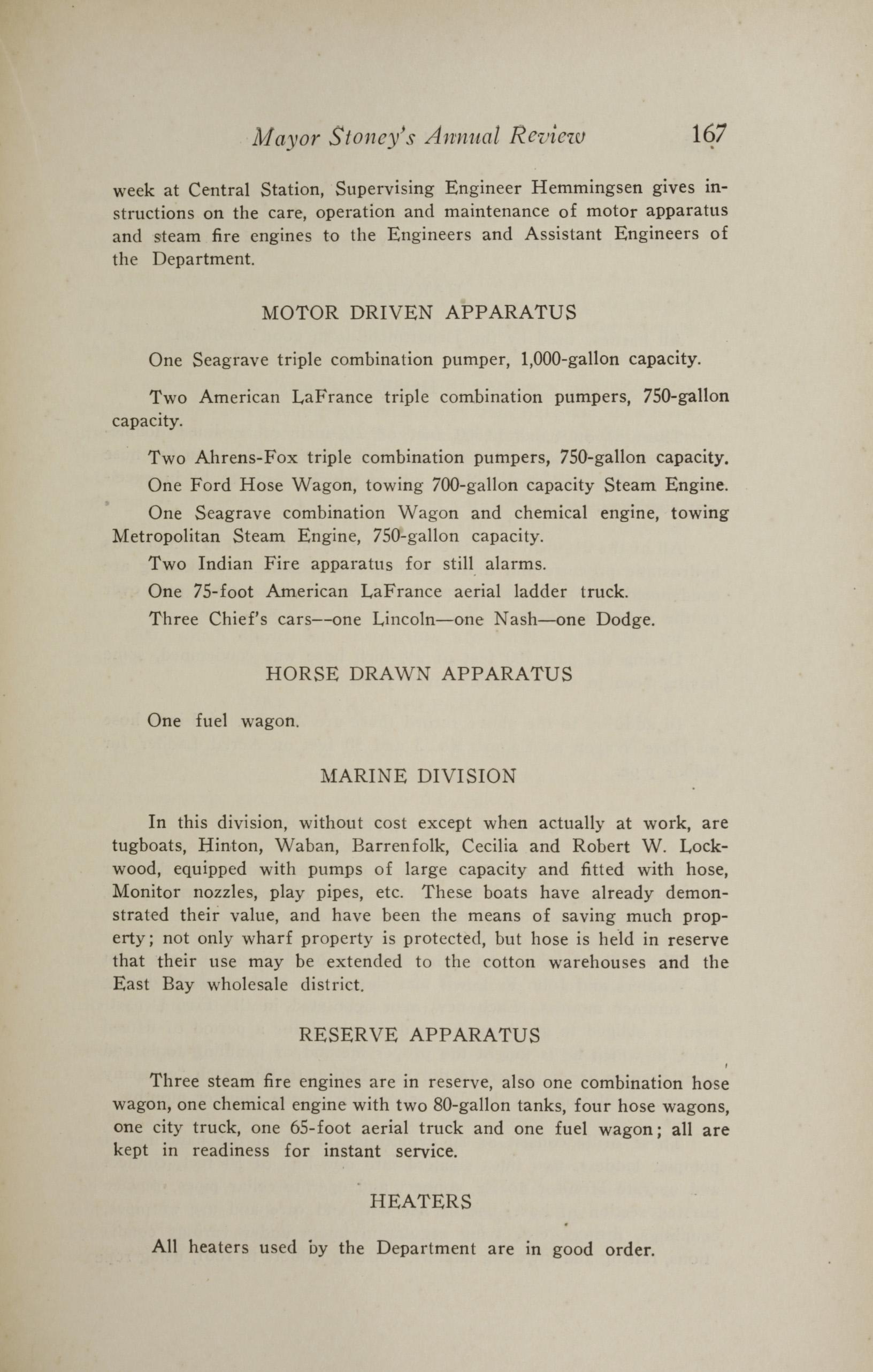 Charleston Yearbook, 1928, page 167