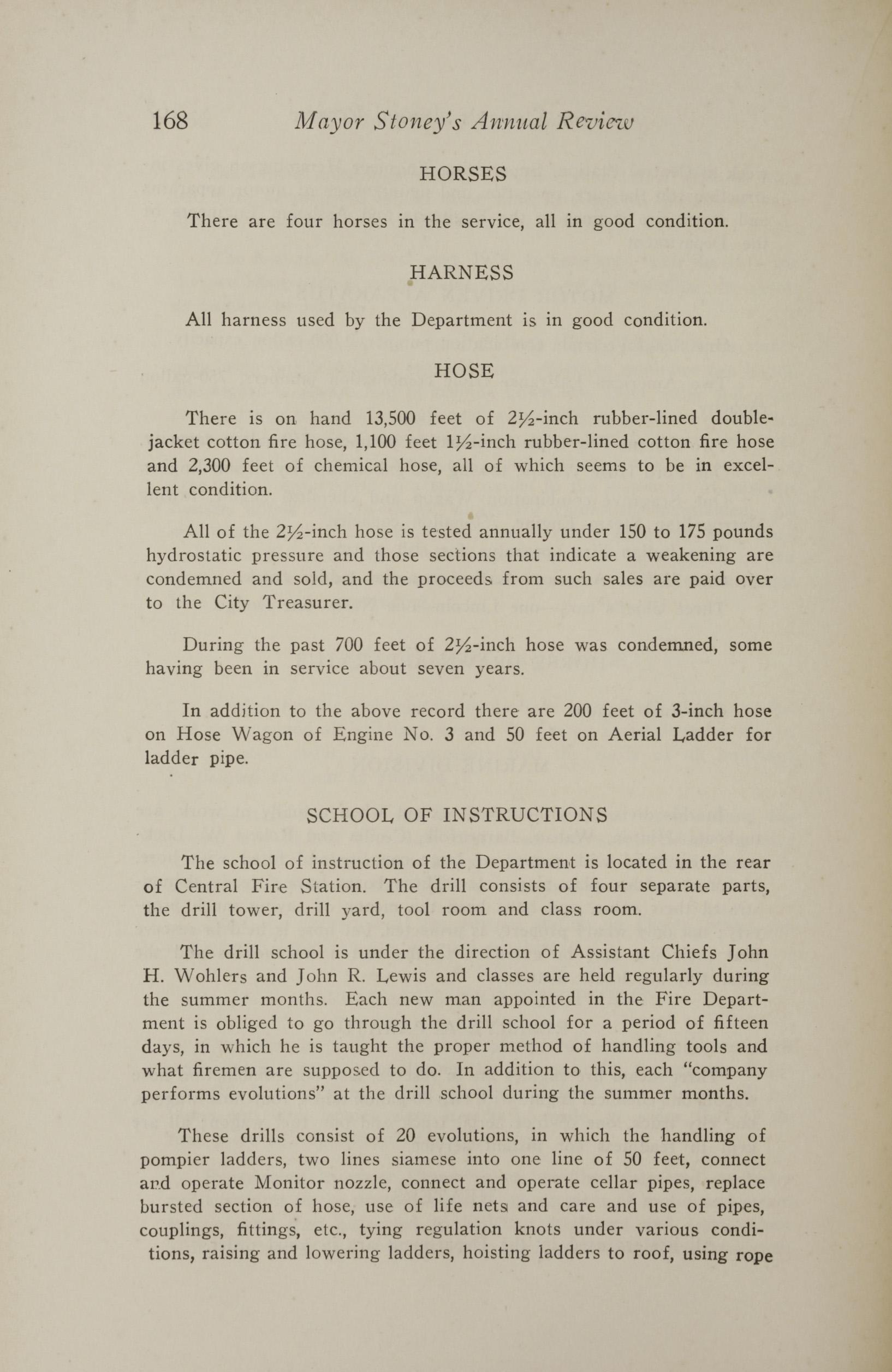 Charleston Yearbook, 1928, page 168