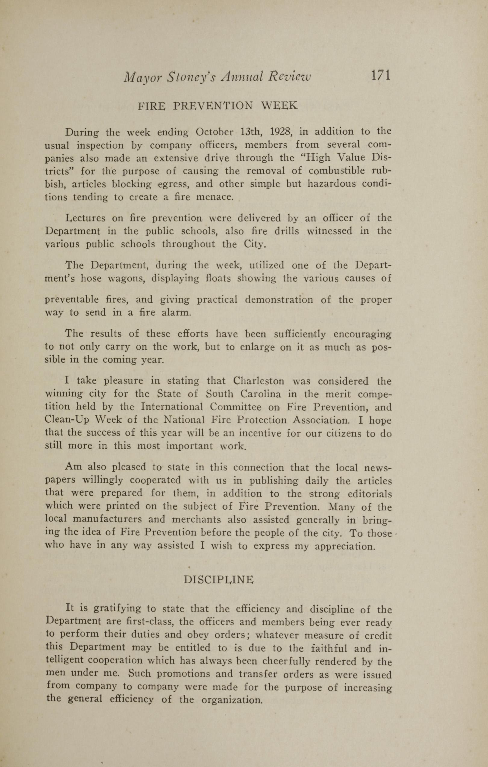 Charleston Yearbook, 1928, page 171