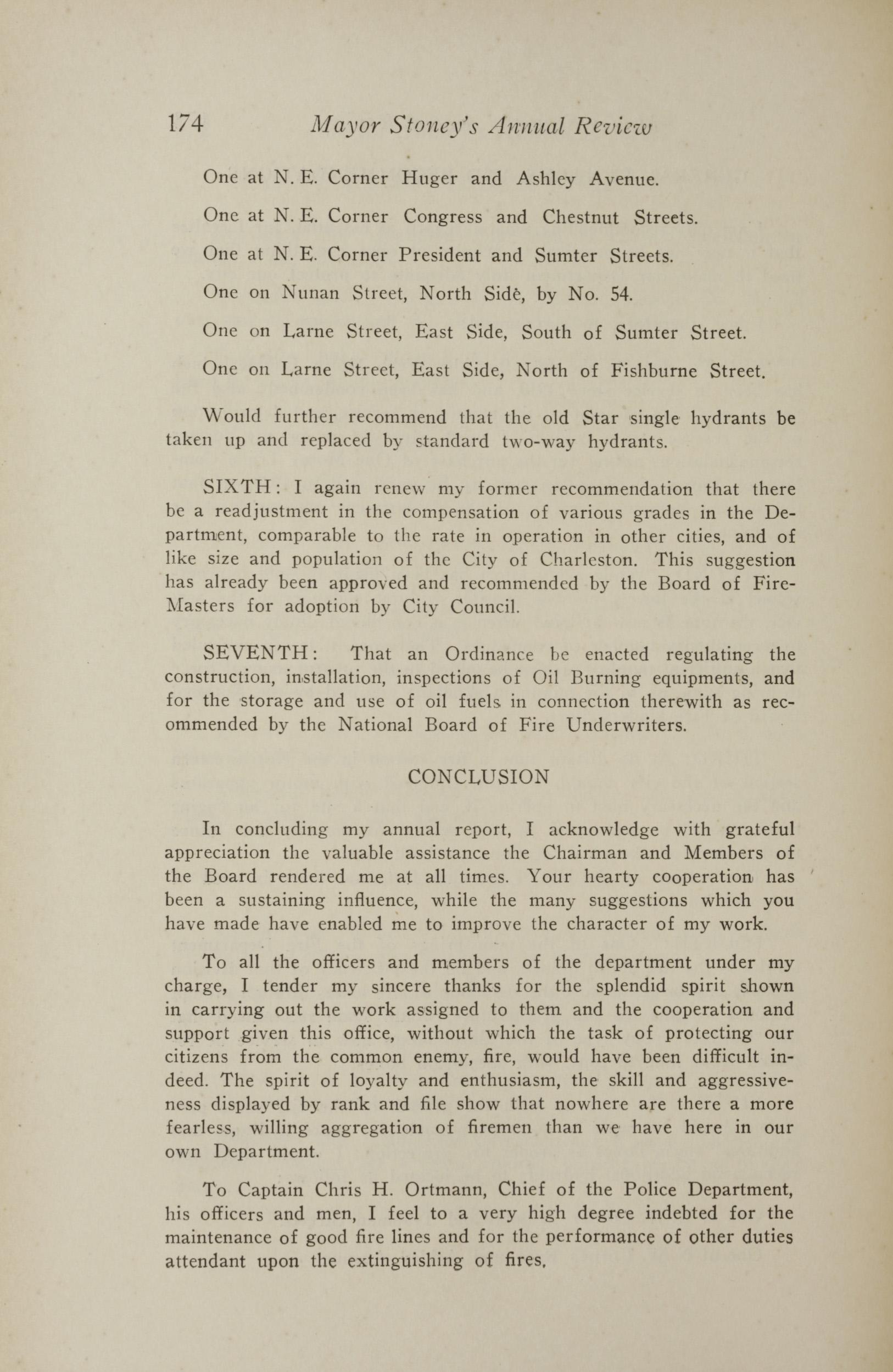 Charleston Yearbook, 1928, page 174