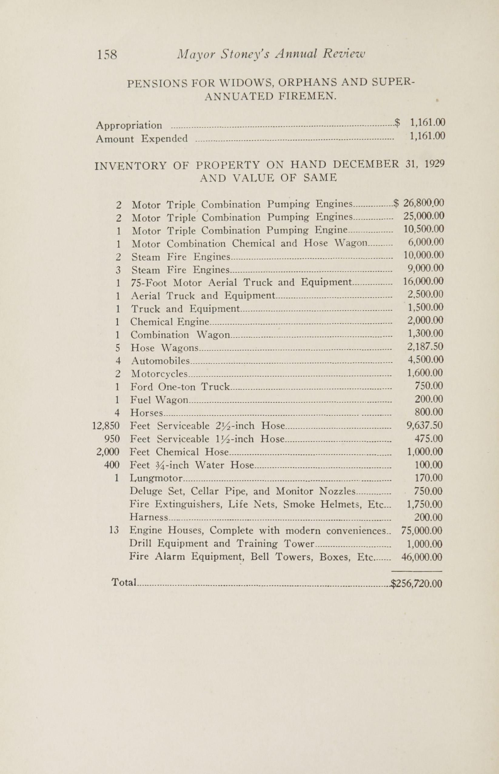 Charleston Yearbook, 1929, page 158