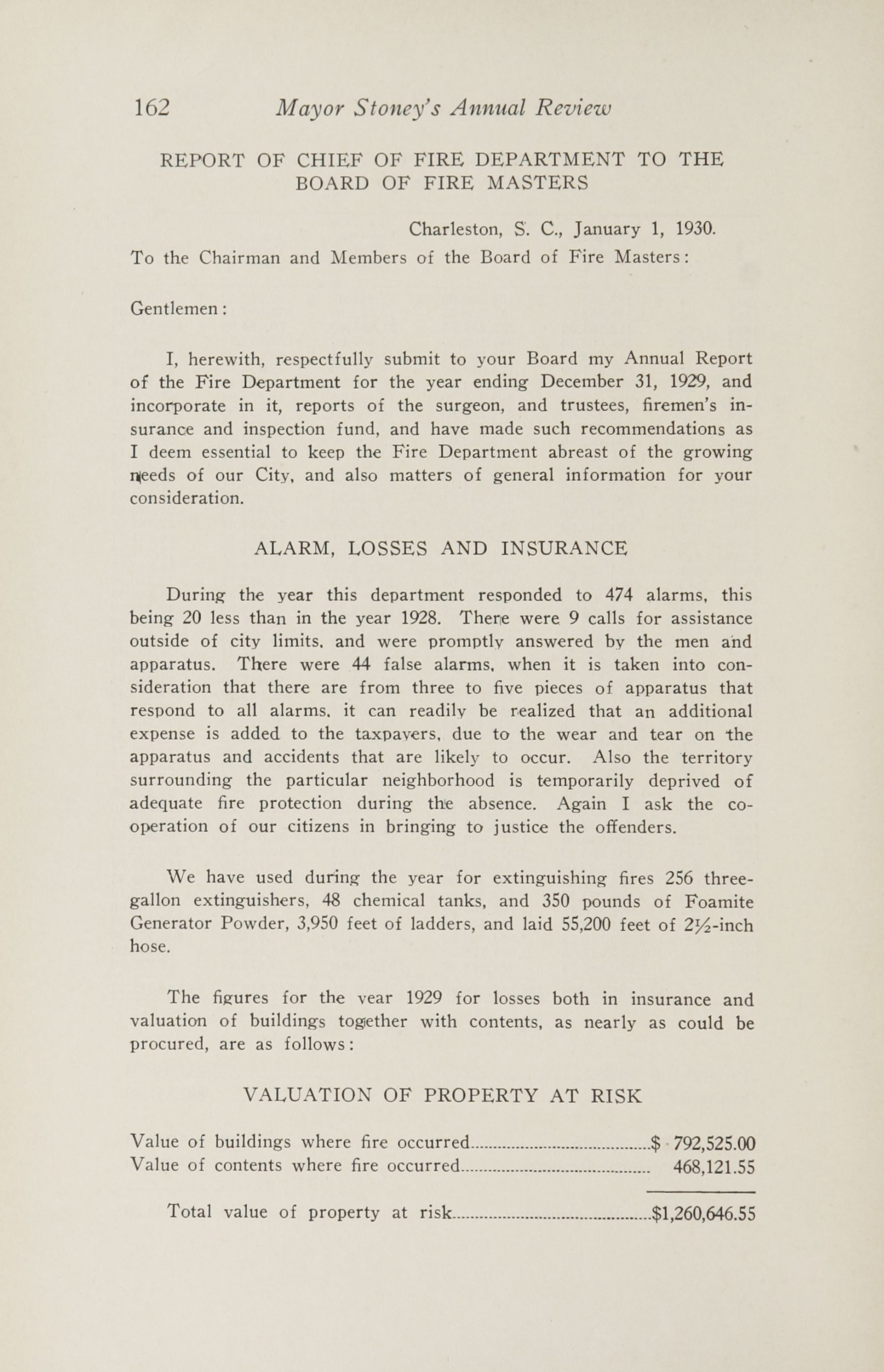 Charleston Yearbook, 1929, page 162