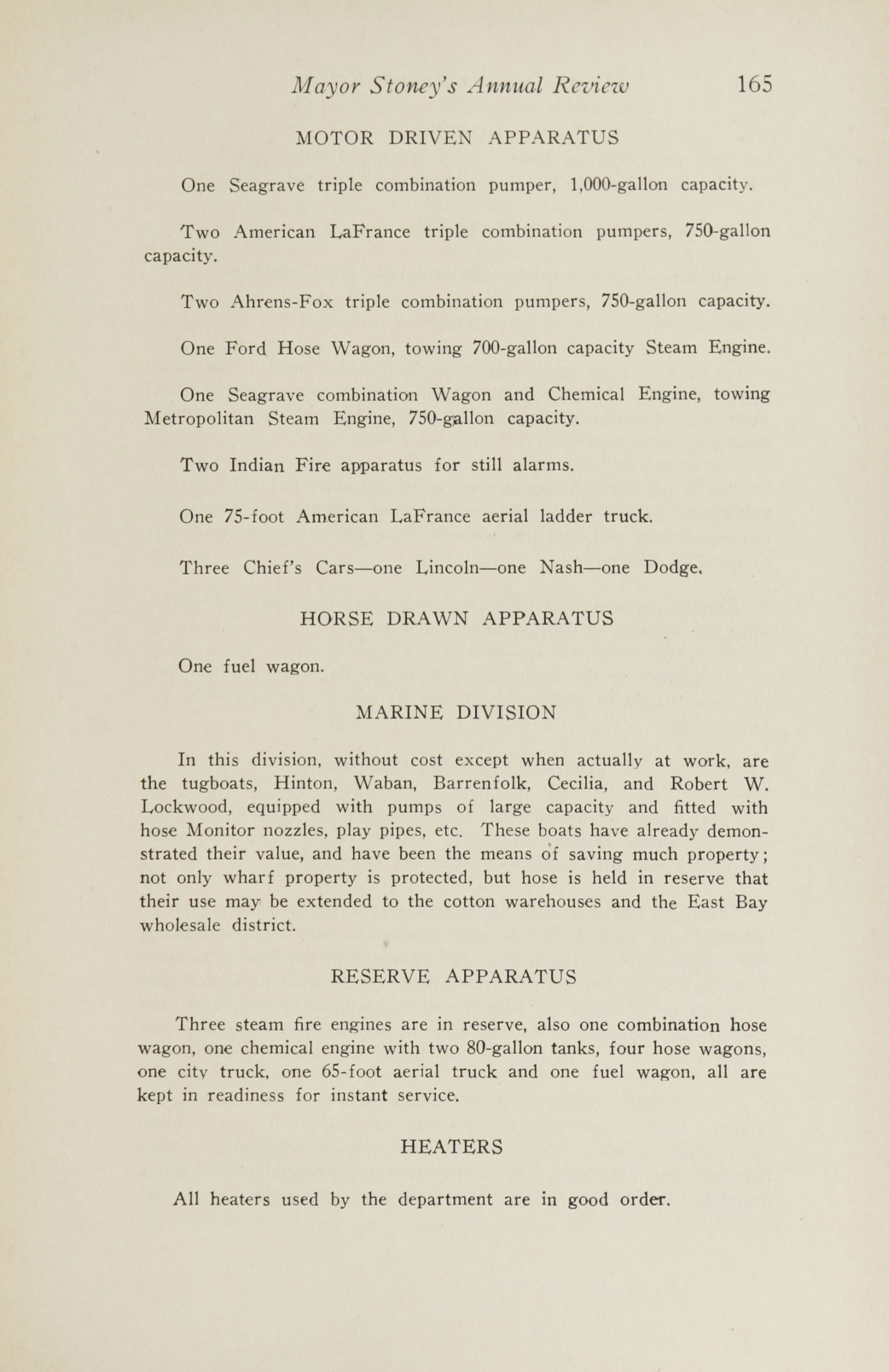 Charleston Yearbook, 1929, page 165