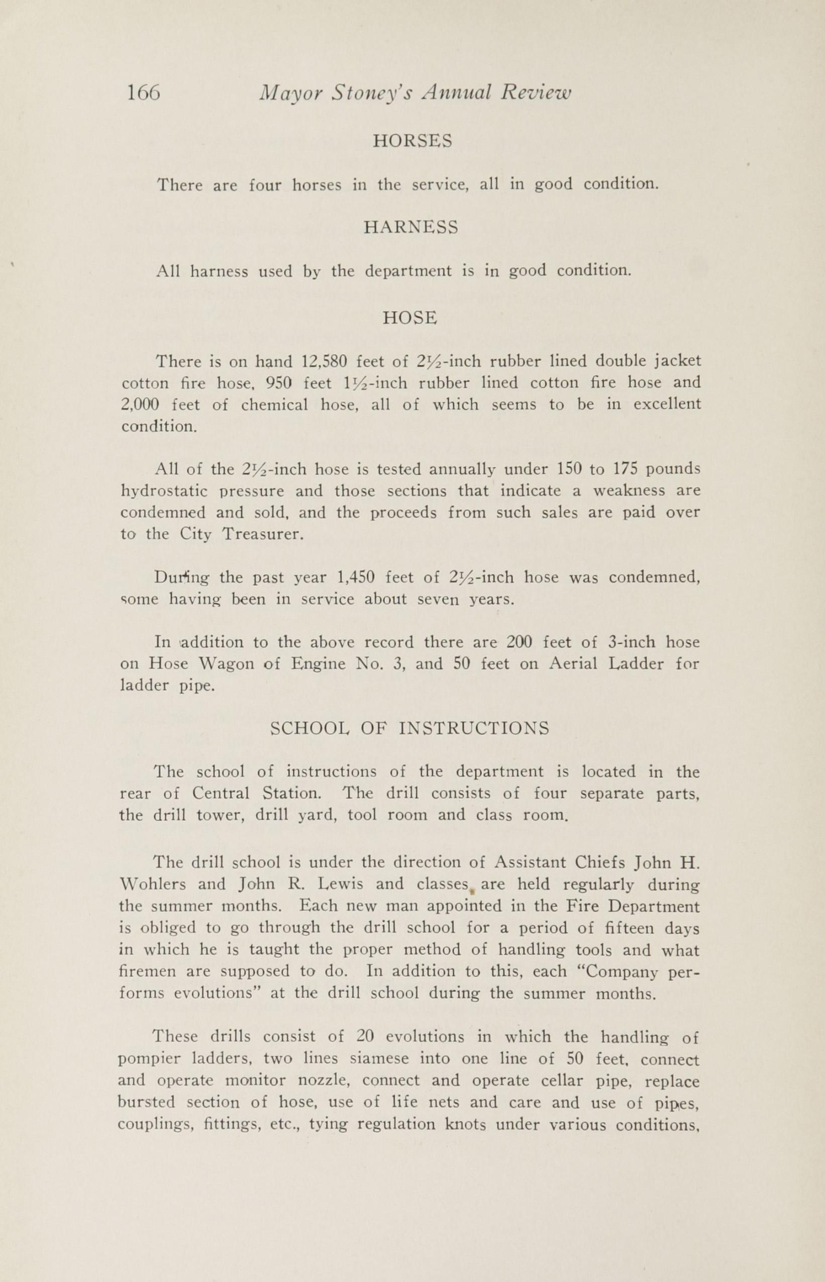 Charleston Yearbook, 1929, page 166