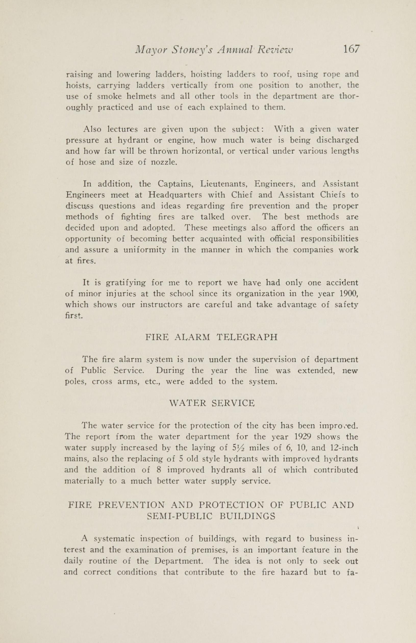 Charleston Yearbook, 1929, page 167