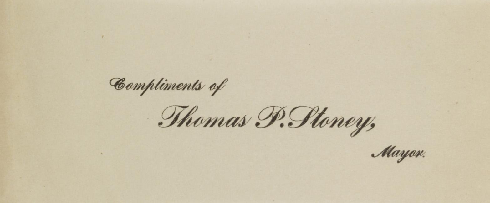 Charleston Yearbook, 1930, insert
