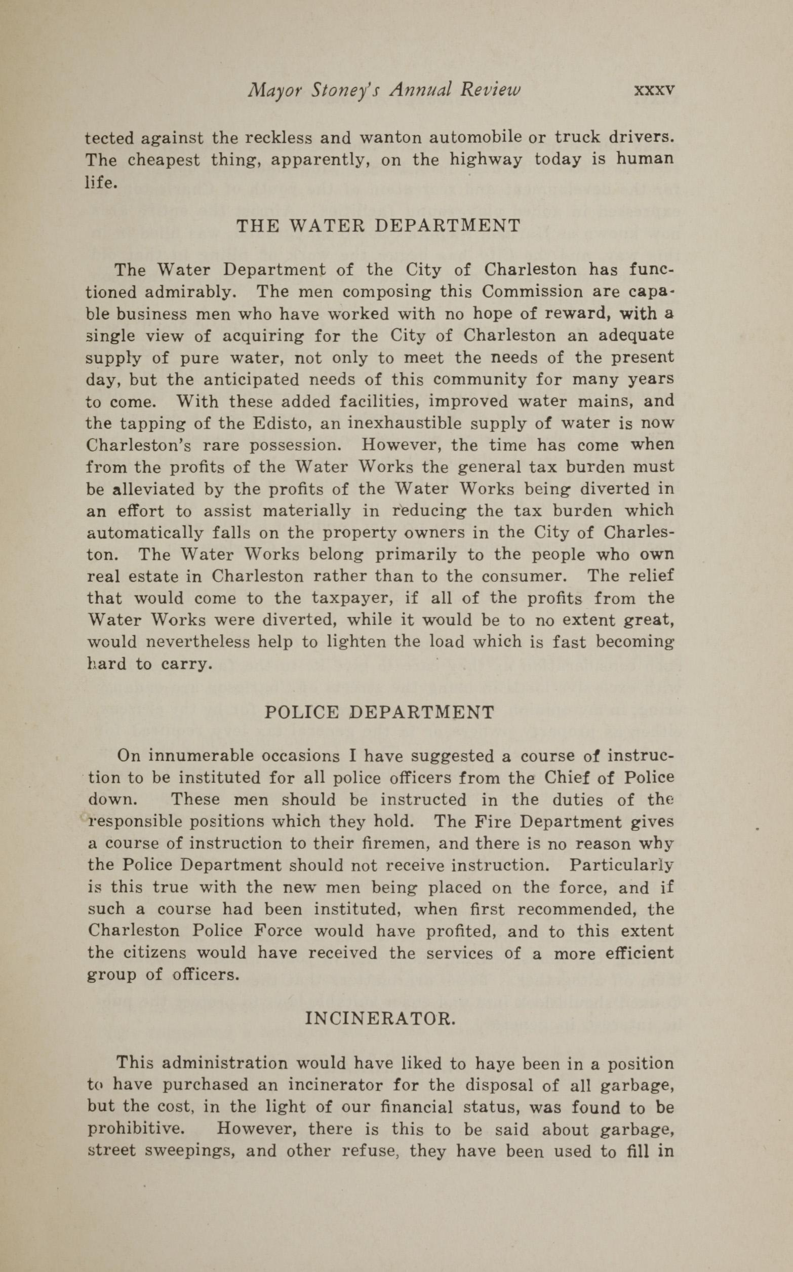 Charleston Yearbook, 1930, page xxxv