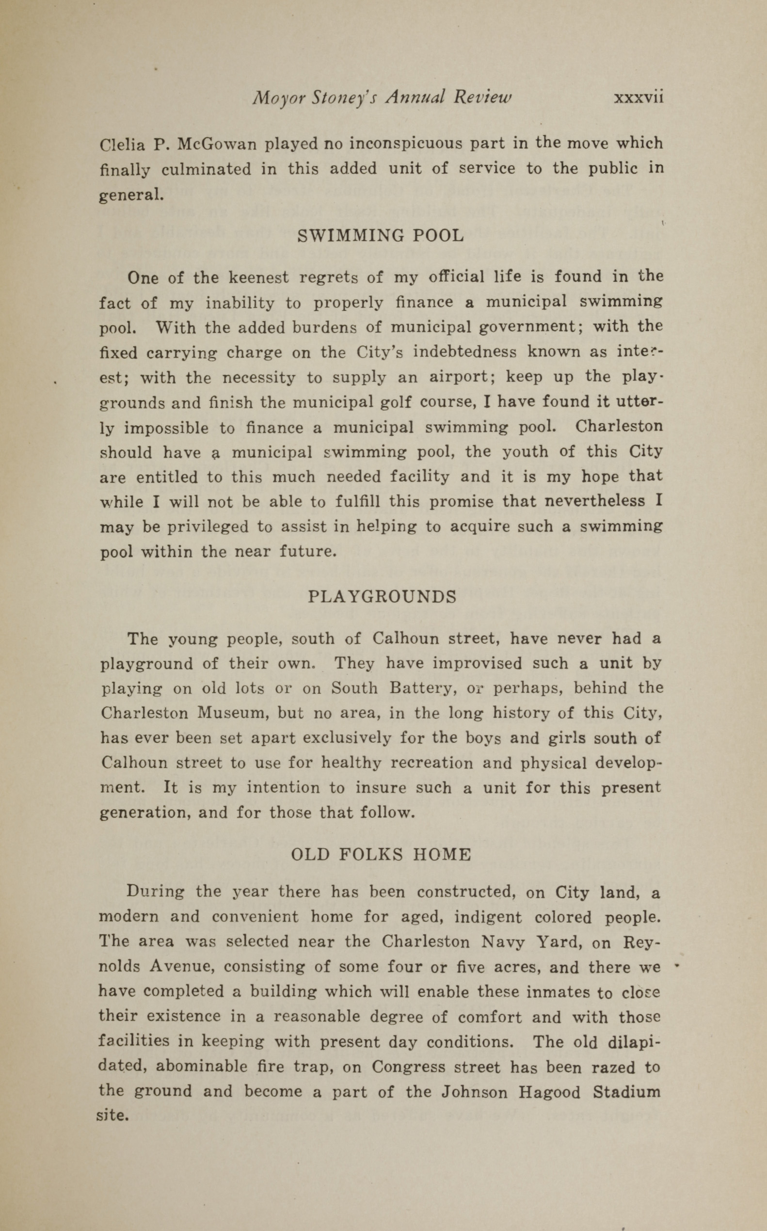 Charleston Yearbook, 1930, page xxxvii