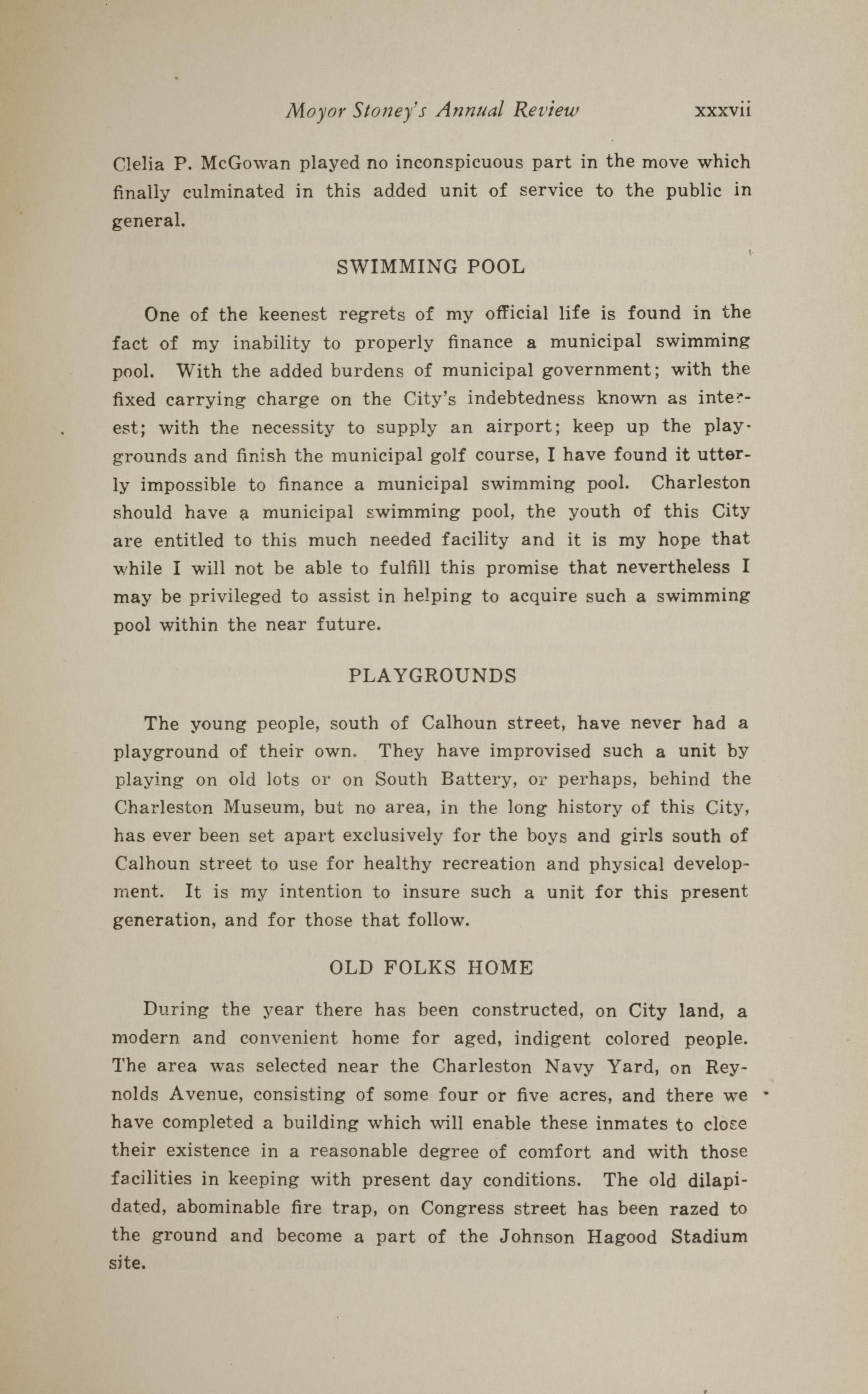 Charleston Yearbook, 1930, page xxxvii