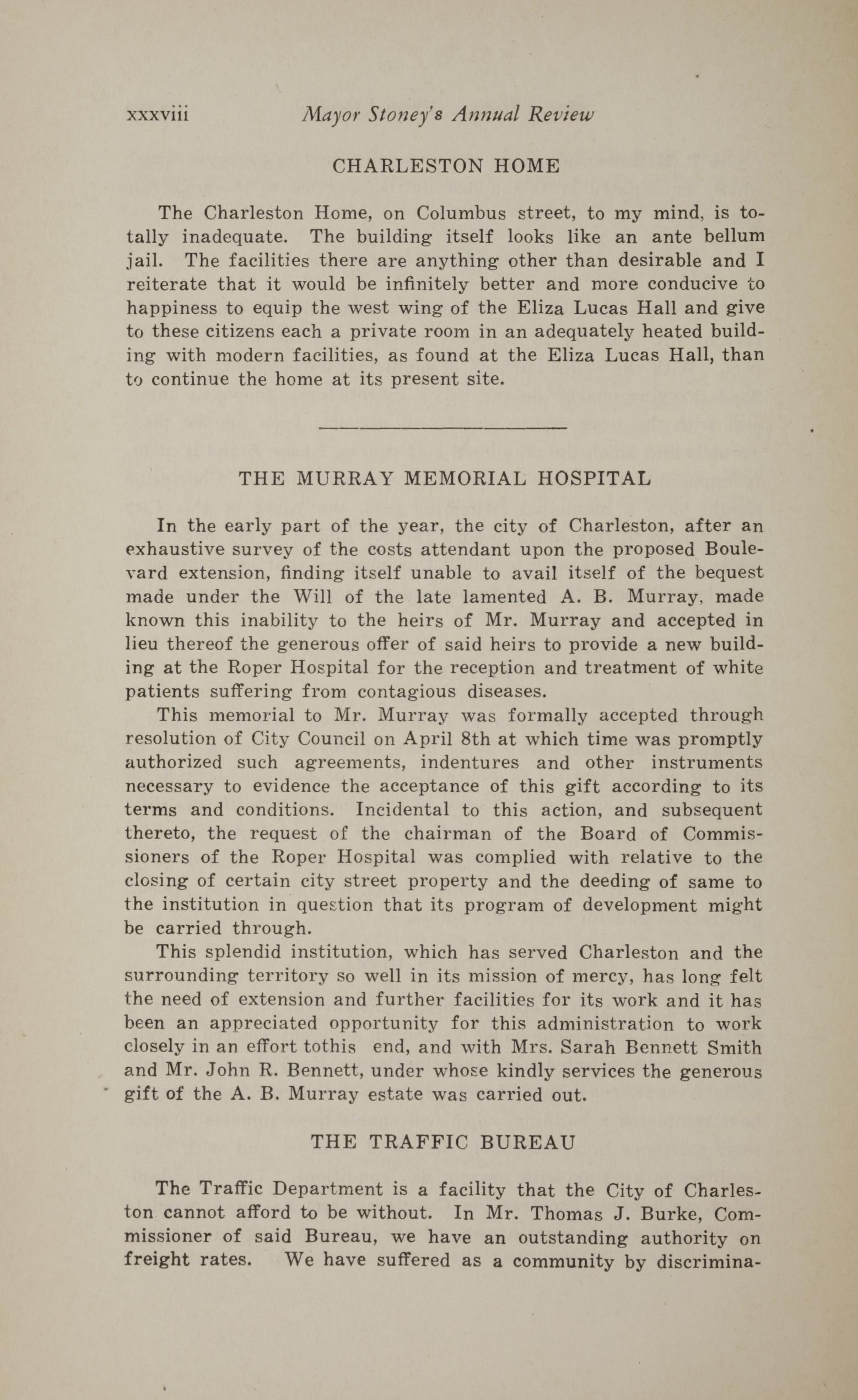Charleston Yearbook, 1930, page xxxviii