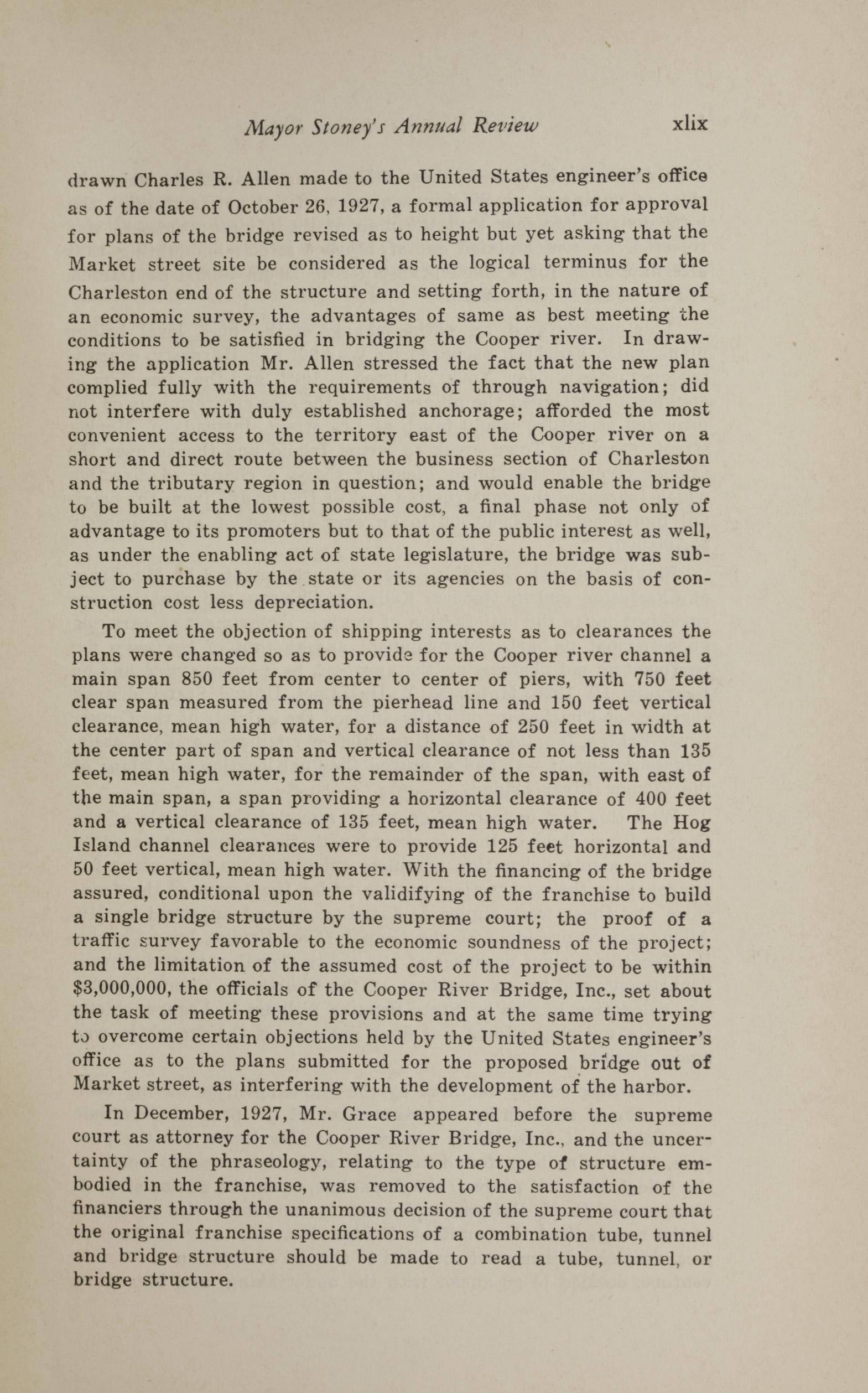 Charleston Yearbook, 1930, page xlix