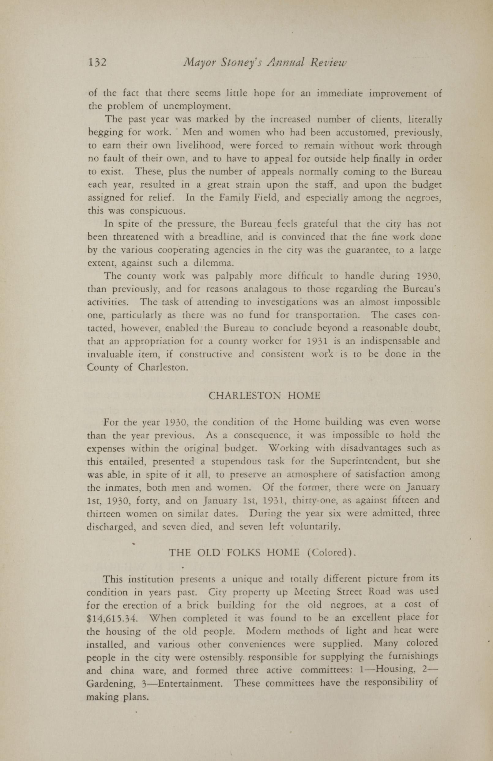 Charleston Yearbook, 1930, page 132