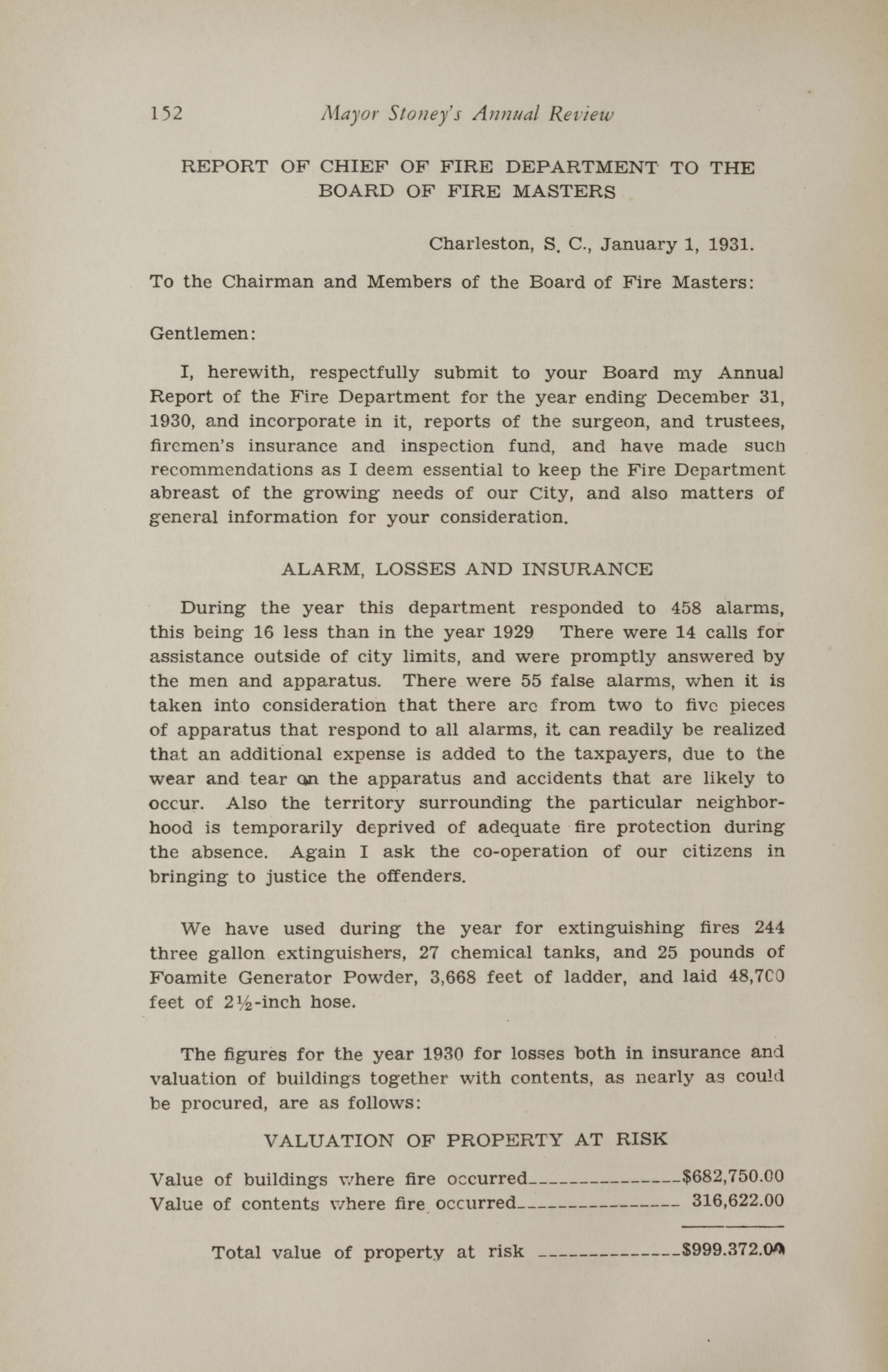 Charleston Yearbook, 1930, page 152