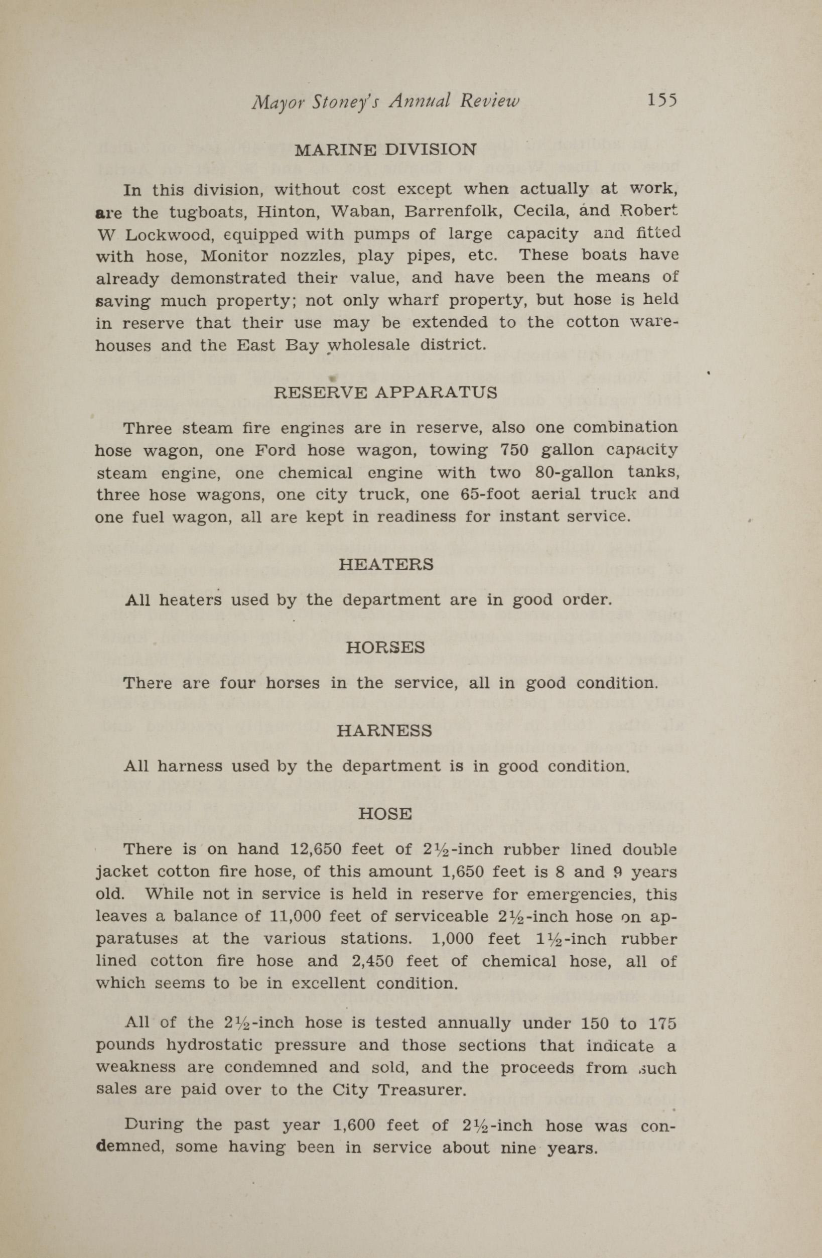 Charleston Yearbook, 1930, page 155