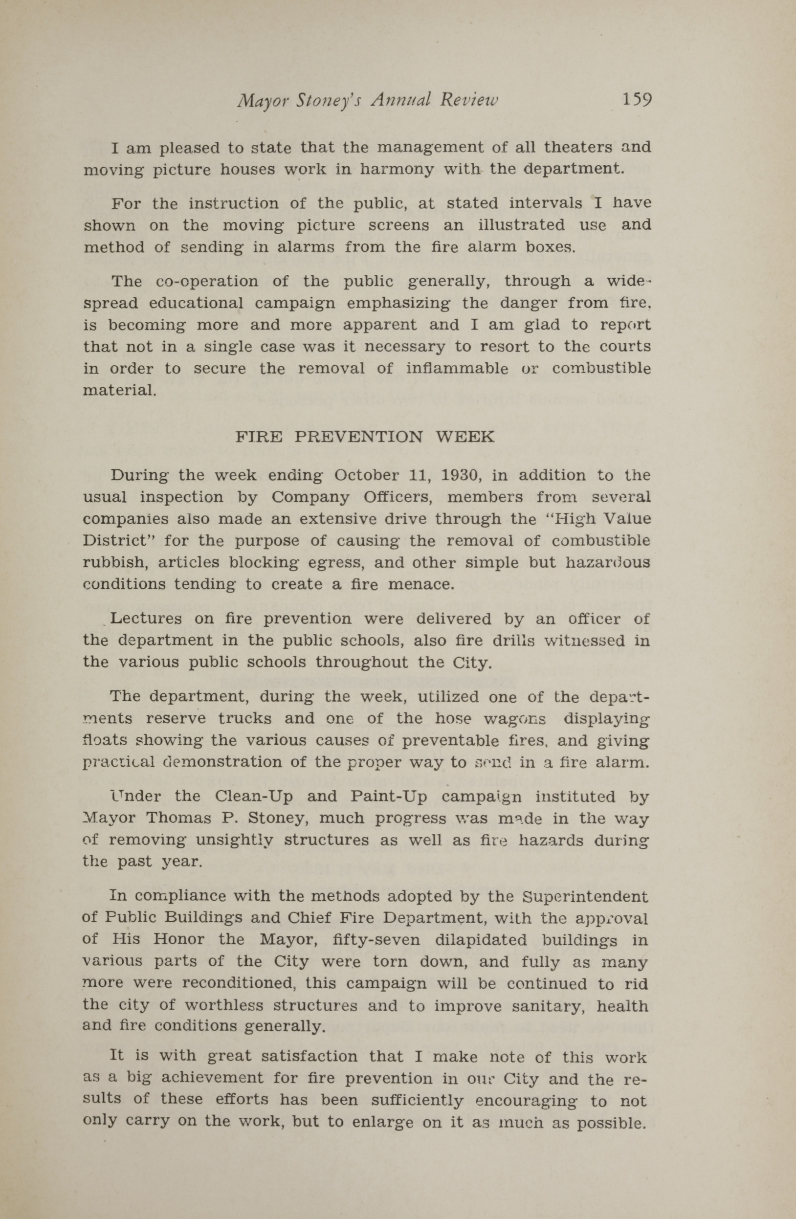 Charleston Yearbook, 1930, page 159