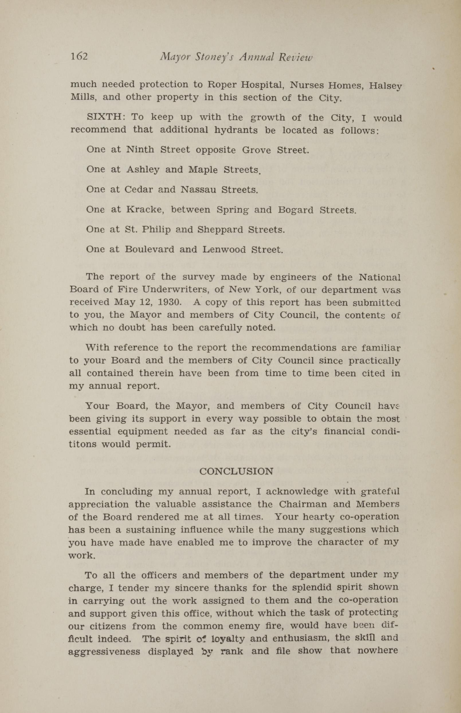 Charleston Yearbook, 1930, page 162