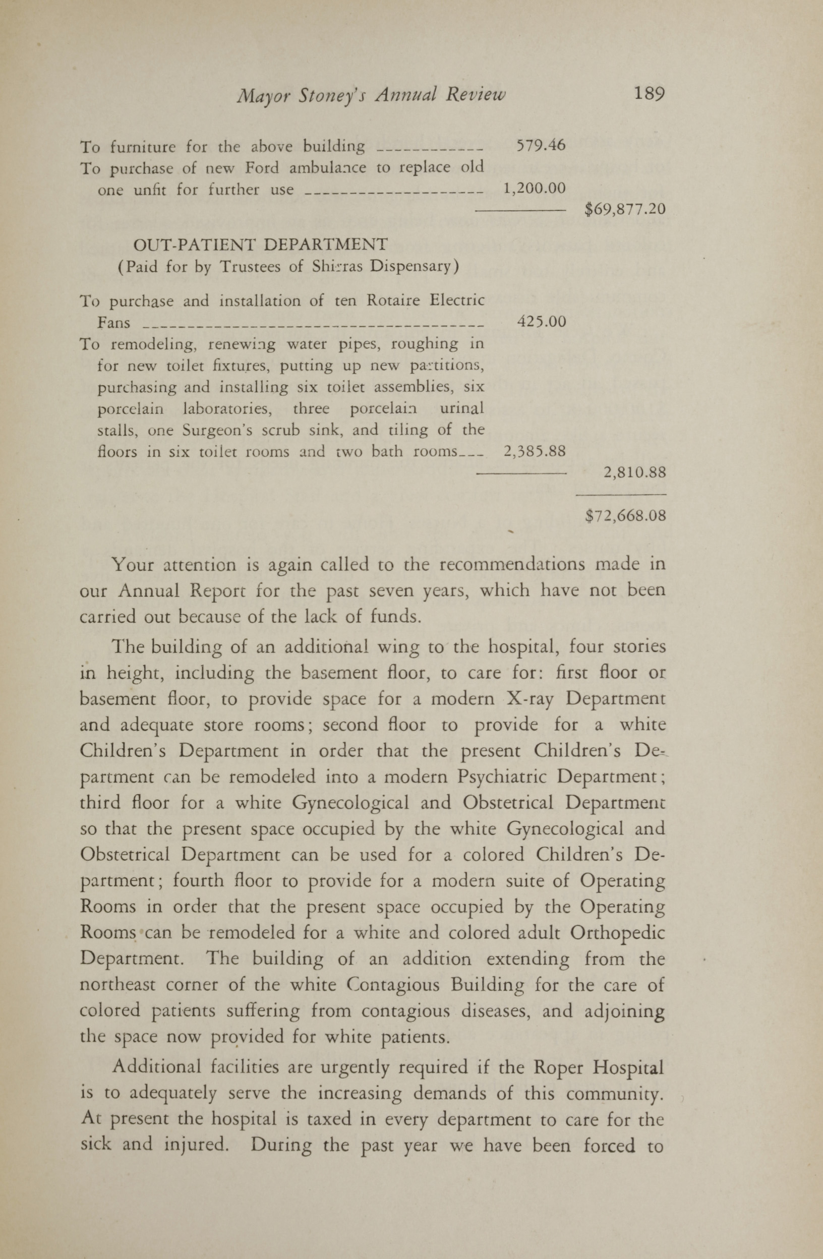 Charleston Yearbook, 1930, page 189