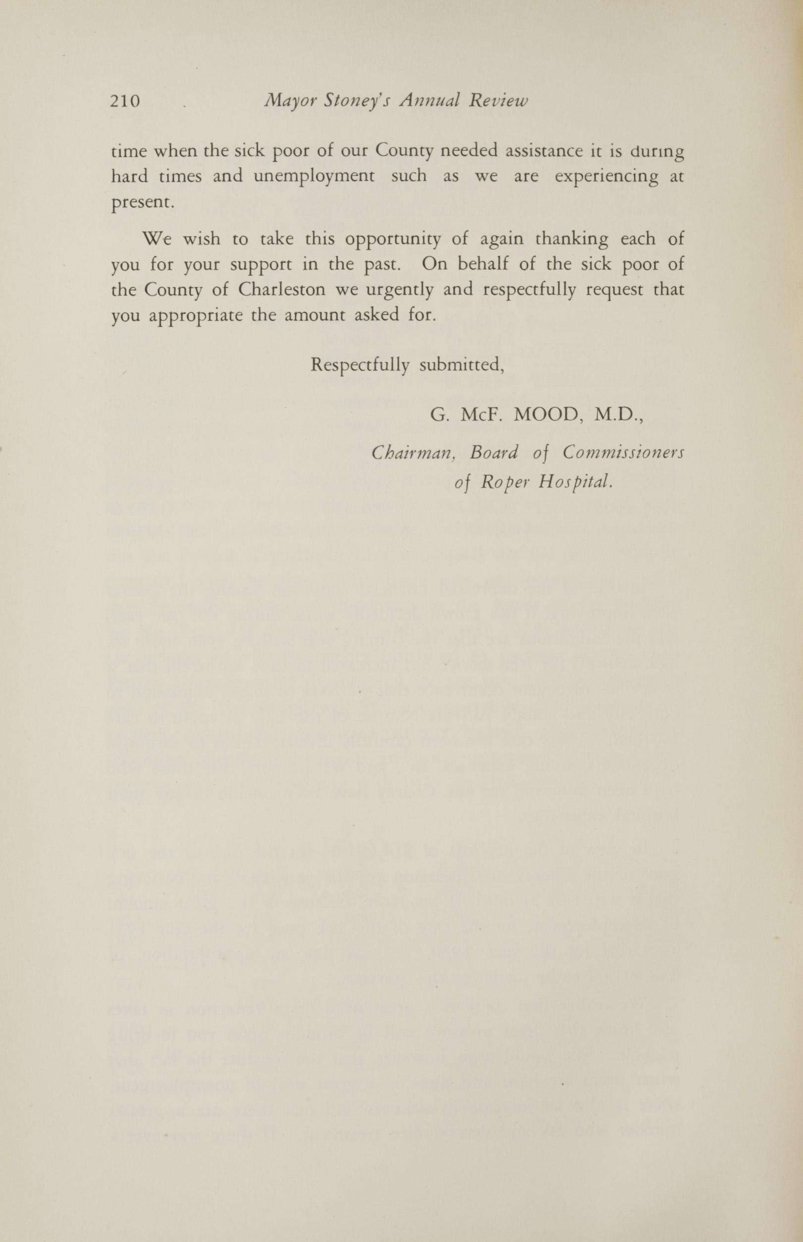 Charleston Yearbook, 1930, page 210