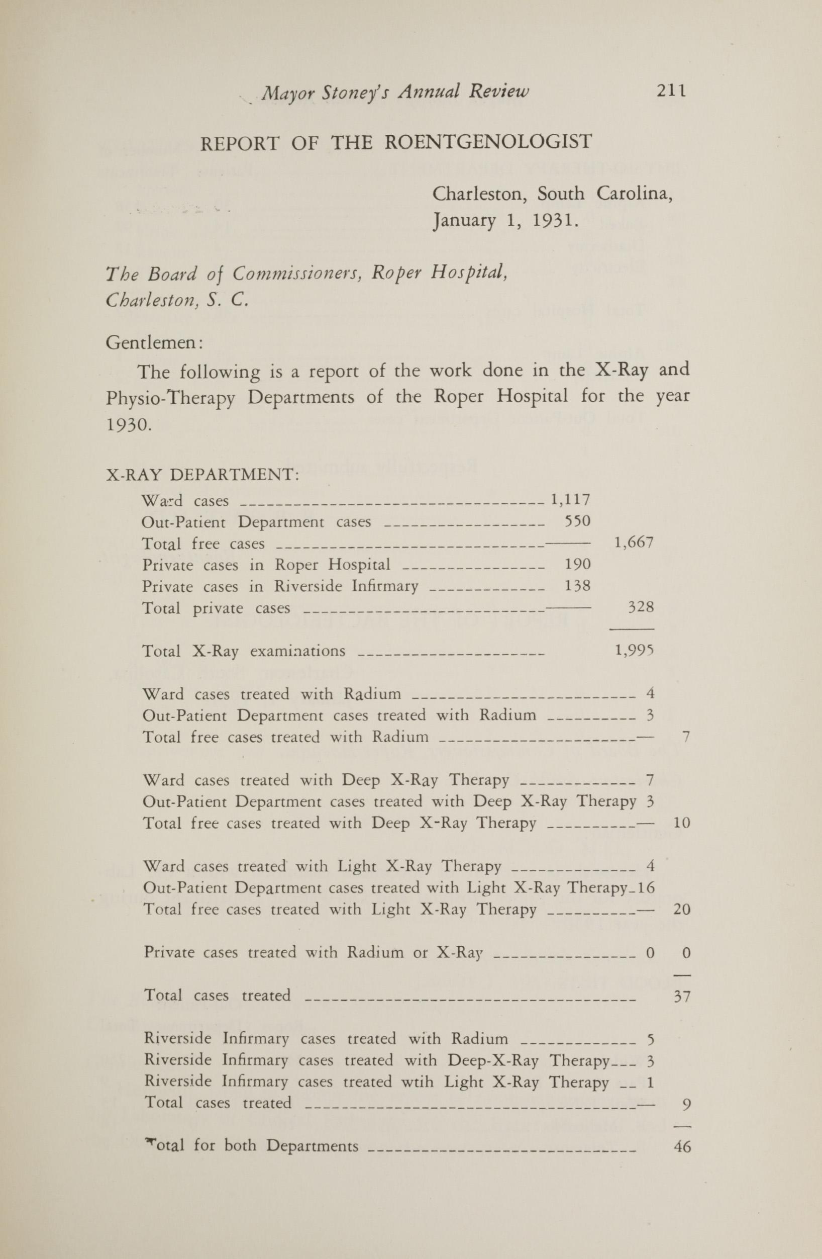 Charleston Yearbook, 1930, page 211
