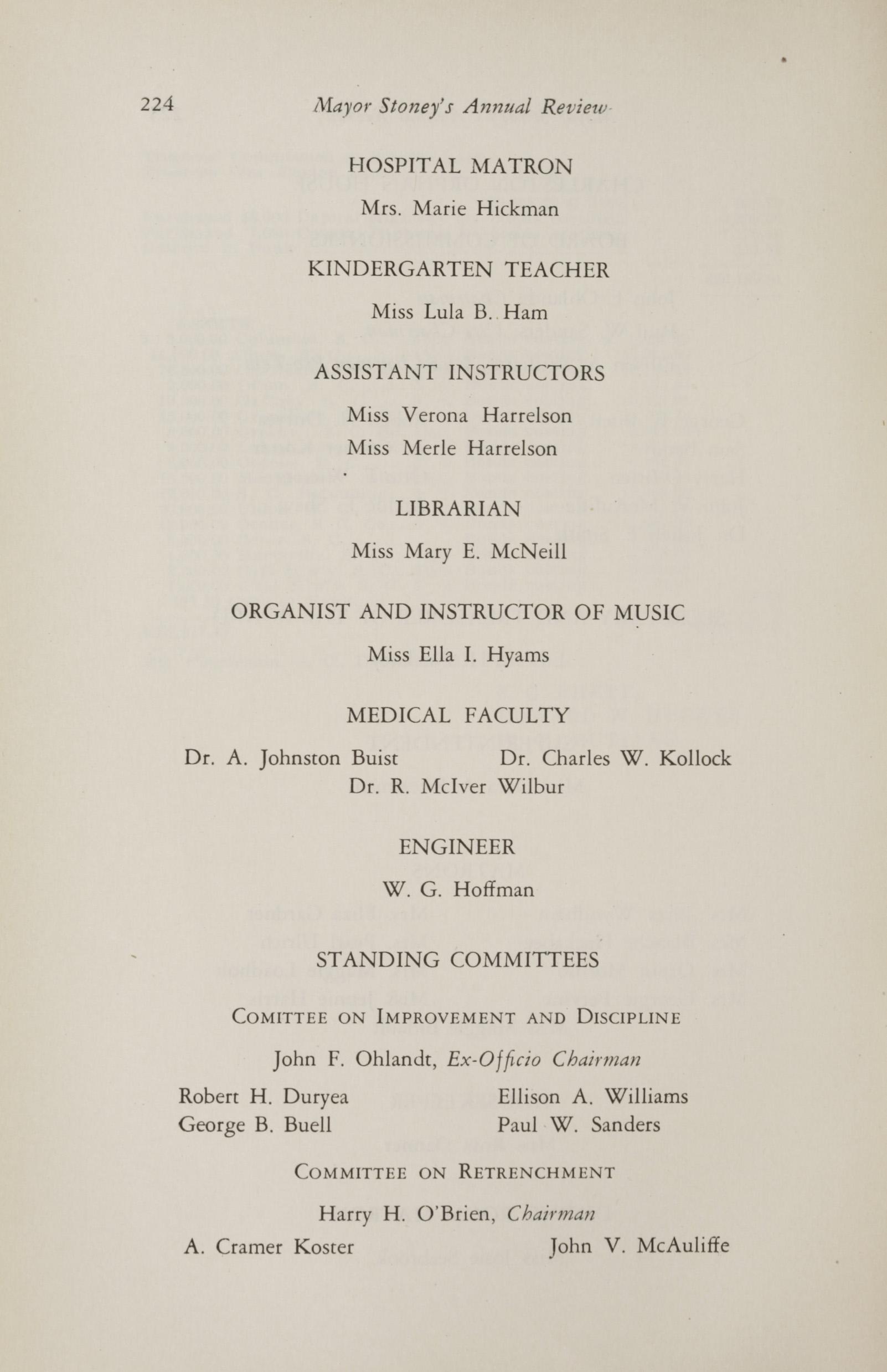 Charleston Yearbook, 1930, page 224