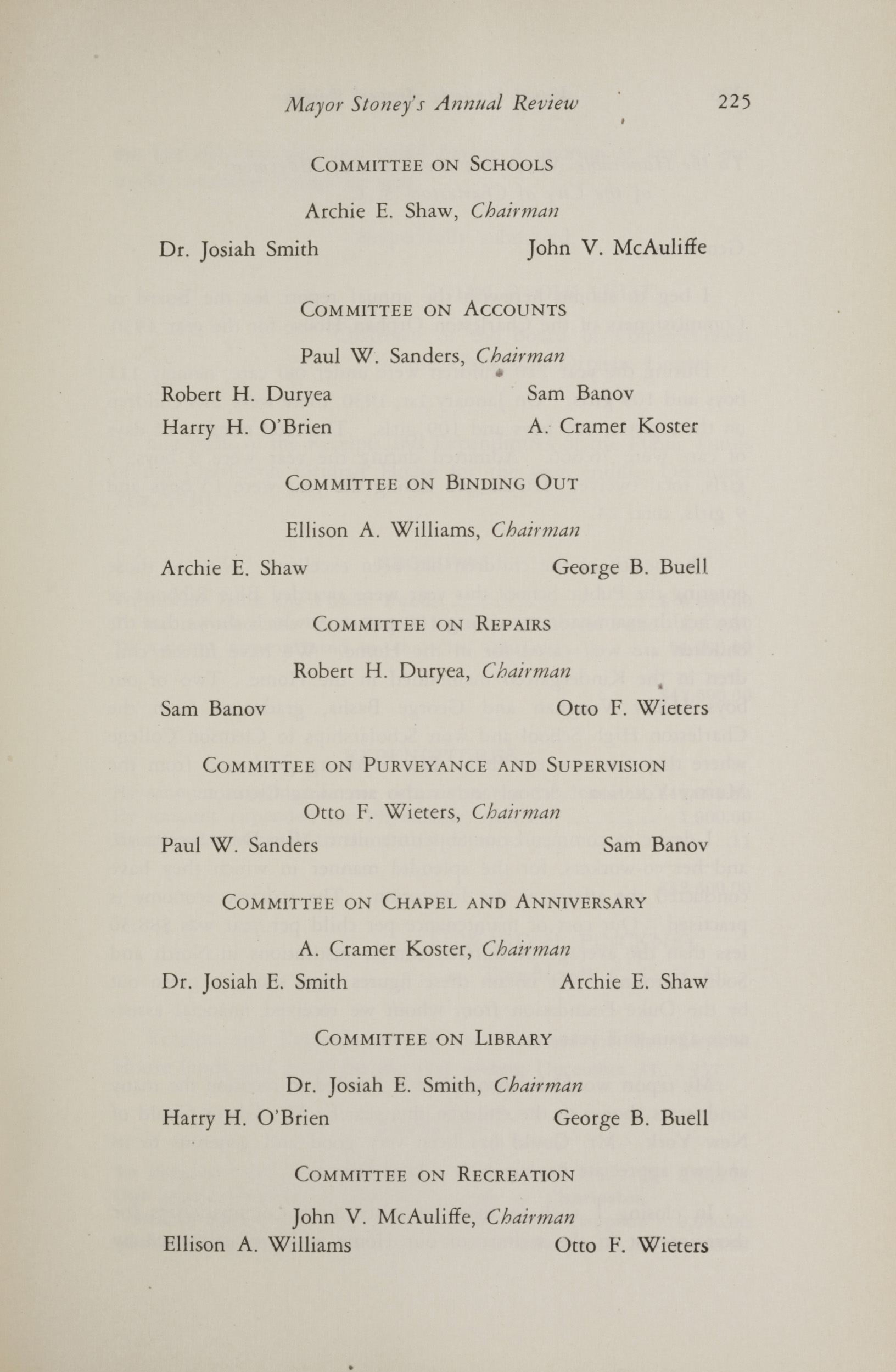 Charleston Yearbook, 1930, page 225