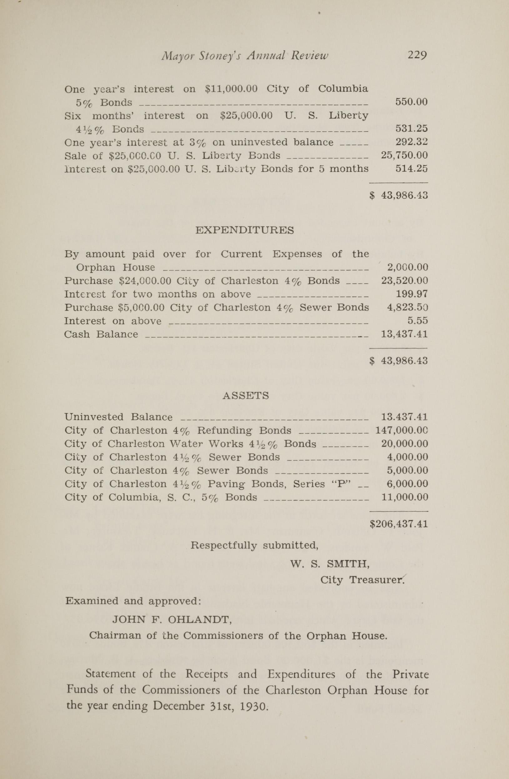 Charleston Yearbook, 1930, page 229