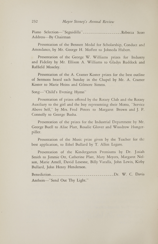 Charleston Yearbook, 1930, page 232