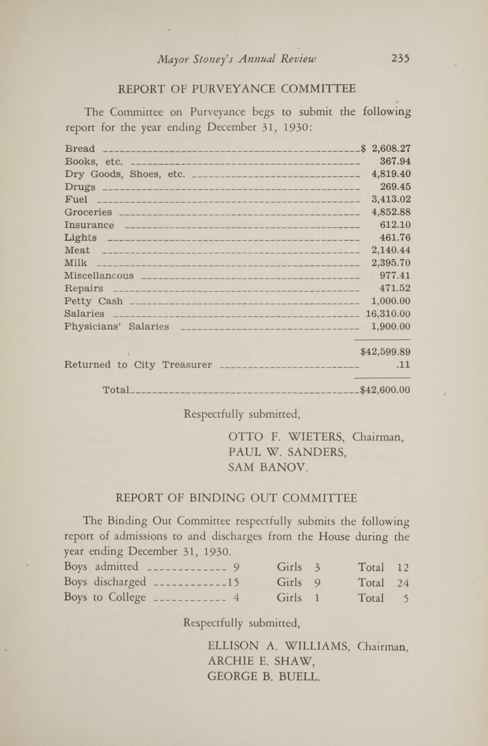 Charleston Yearbook, 1930, page 235