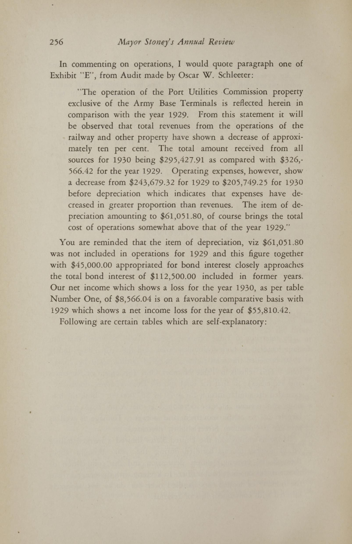 Charleston Yearbook, 1930, page 256