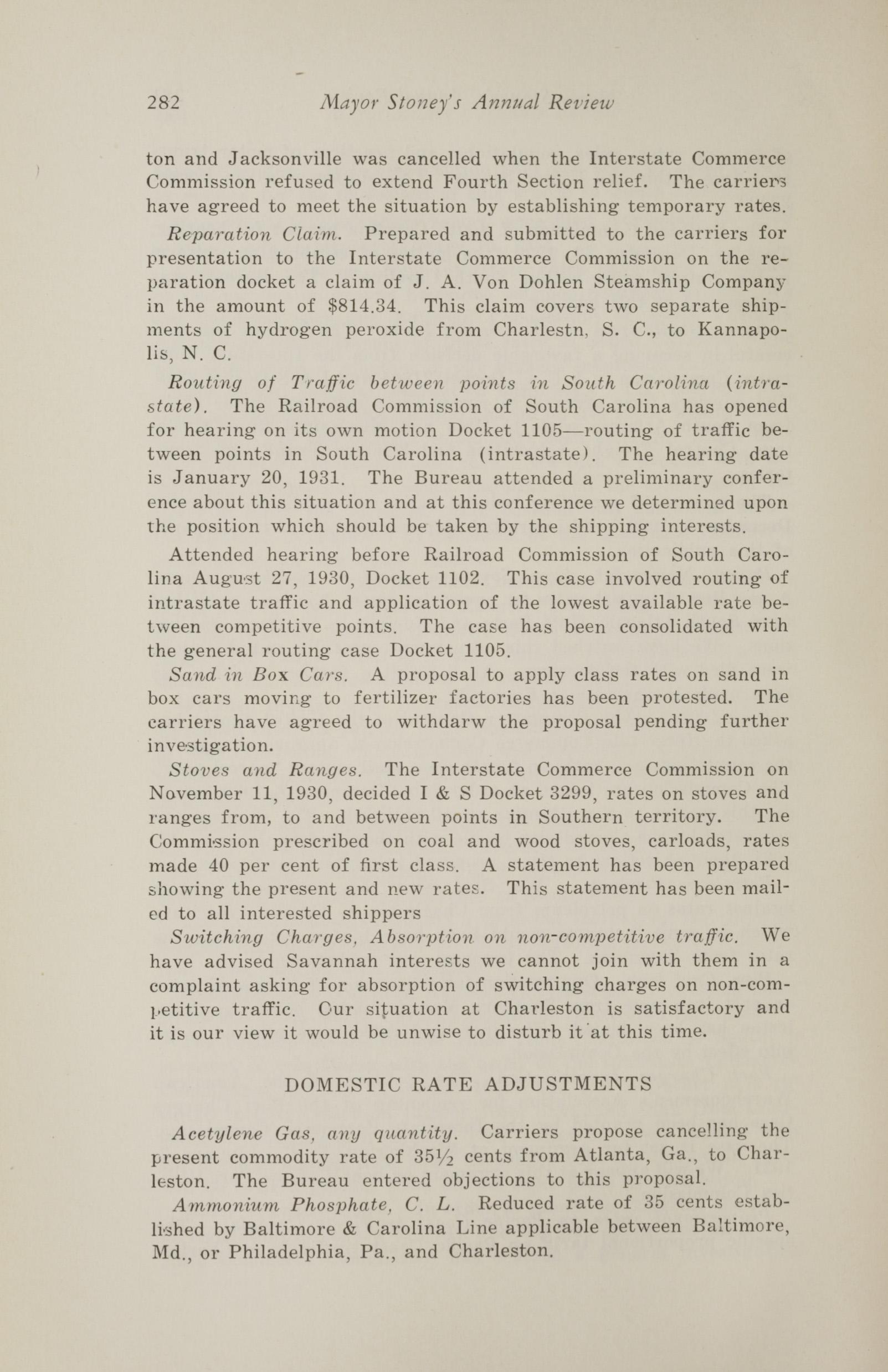 Charleston Yearbook, 1930, page 282