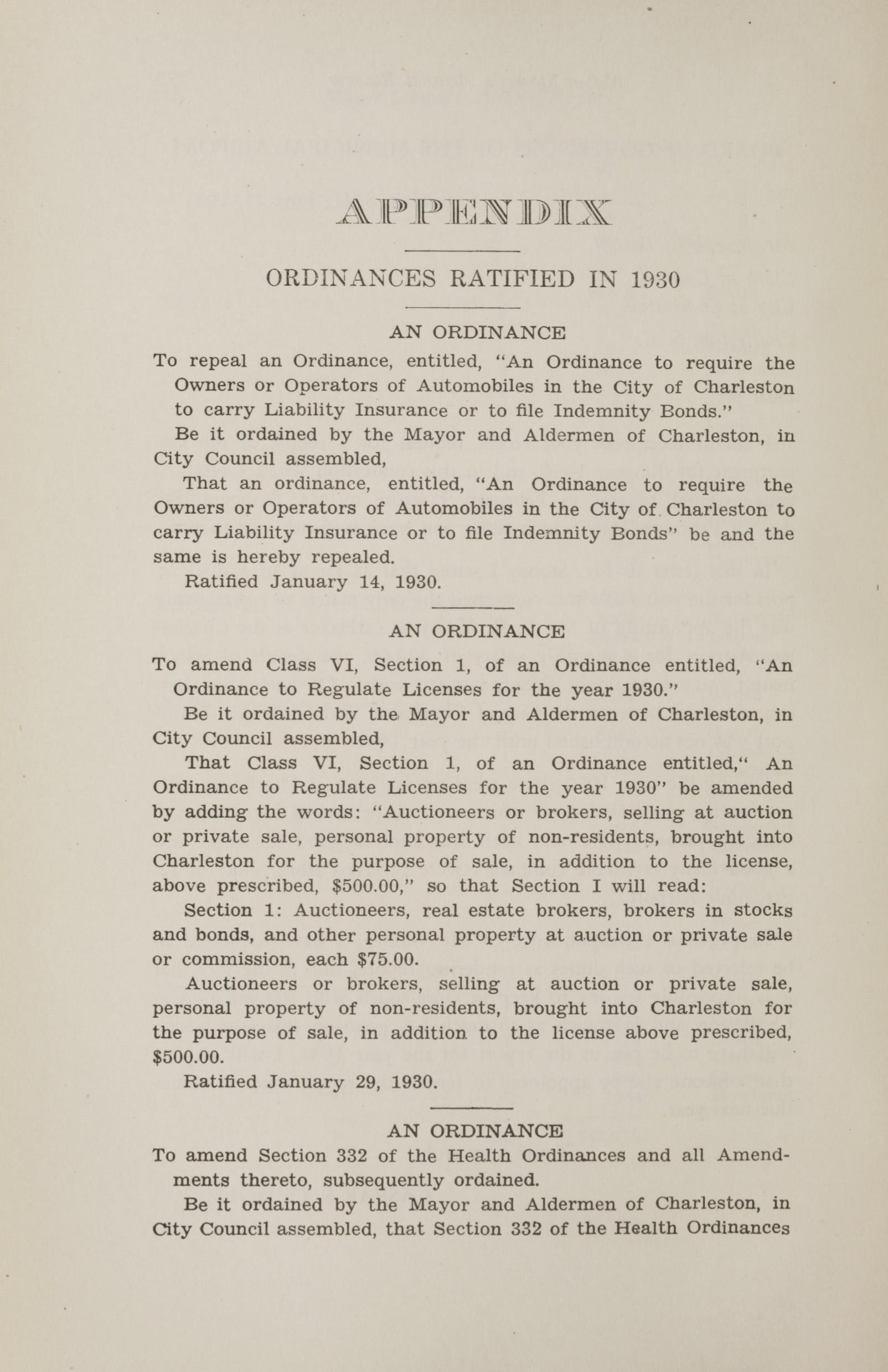 Charleston Yearbook, 1930, page 300