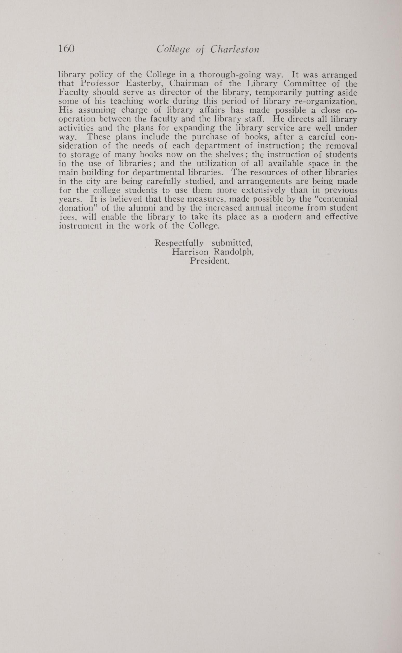 Charleston Yearbook, 1937, page 160