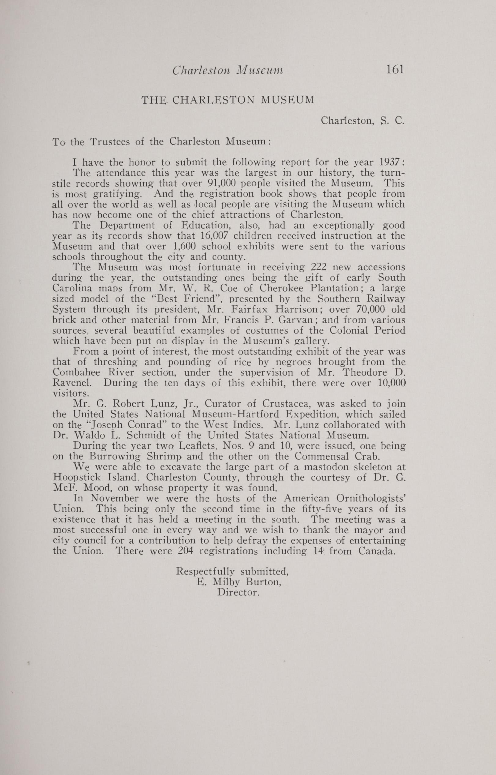Charleston Yearbook, 1937, page 161