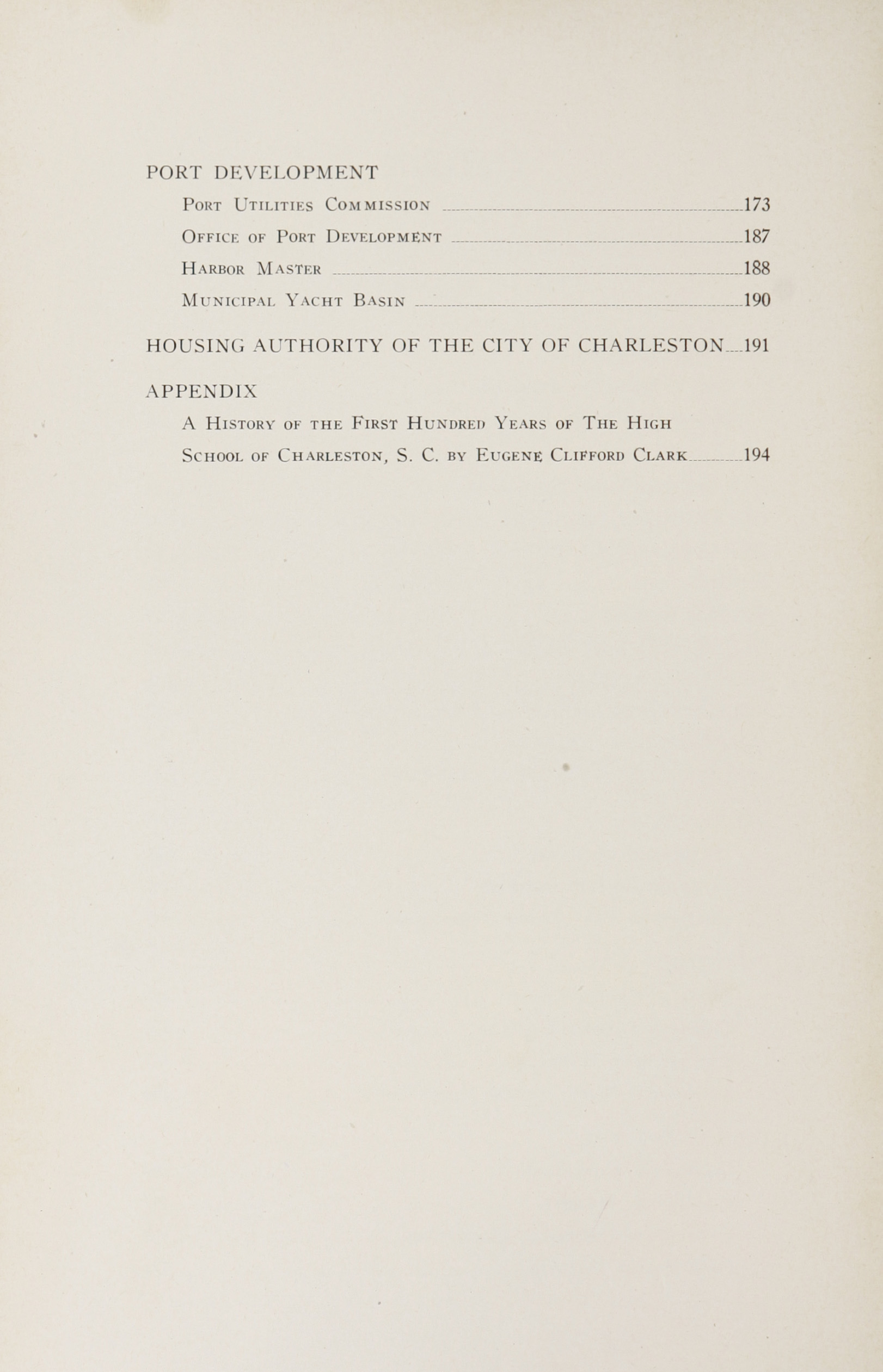 Charleston Yearbook, 1943, page 4