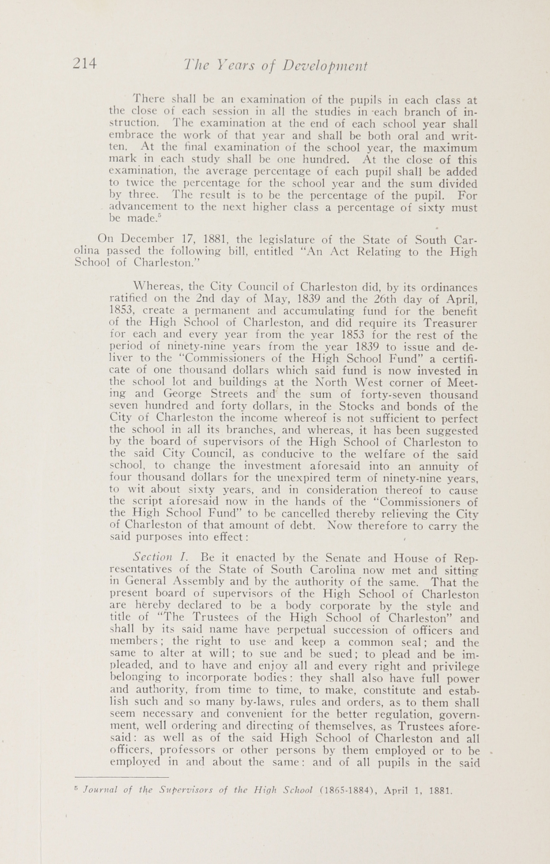 Charleston Yearbook, 1943, page 214