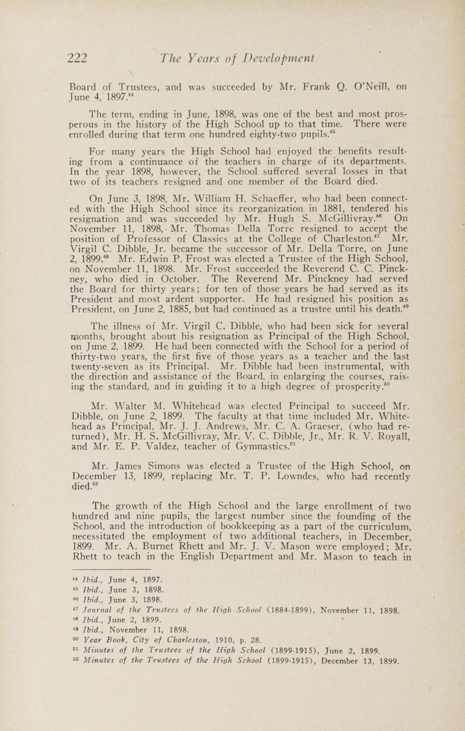Charleston Yearbook, 1943, page 222