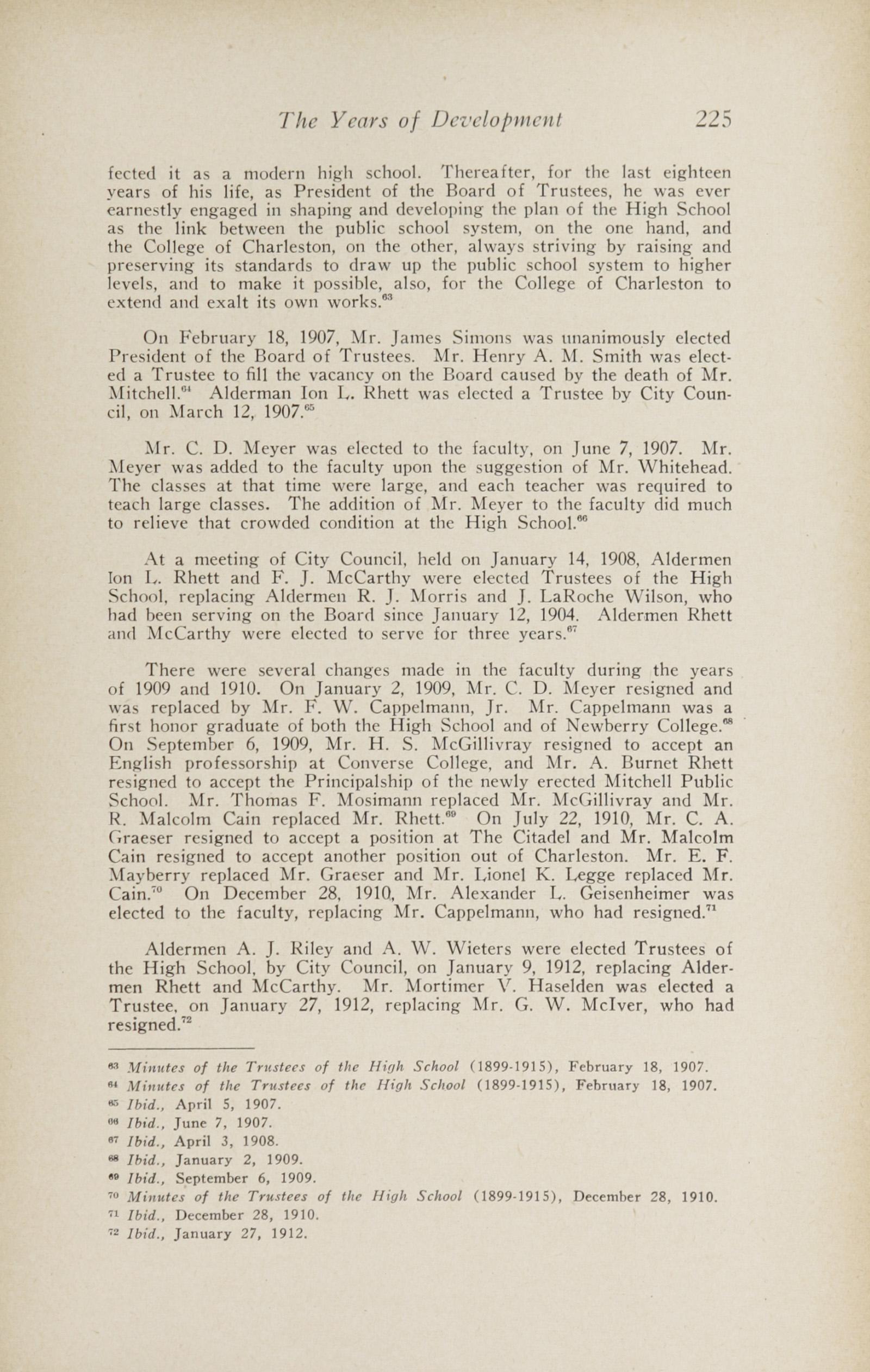Charleston Yearbook, 1943, page 225